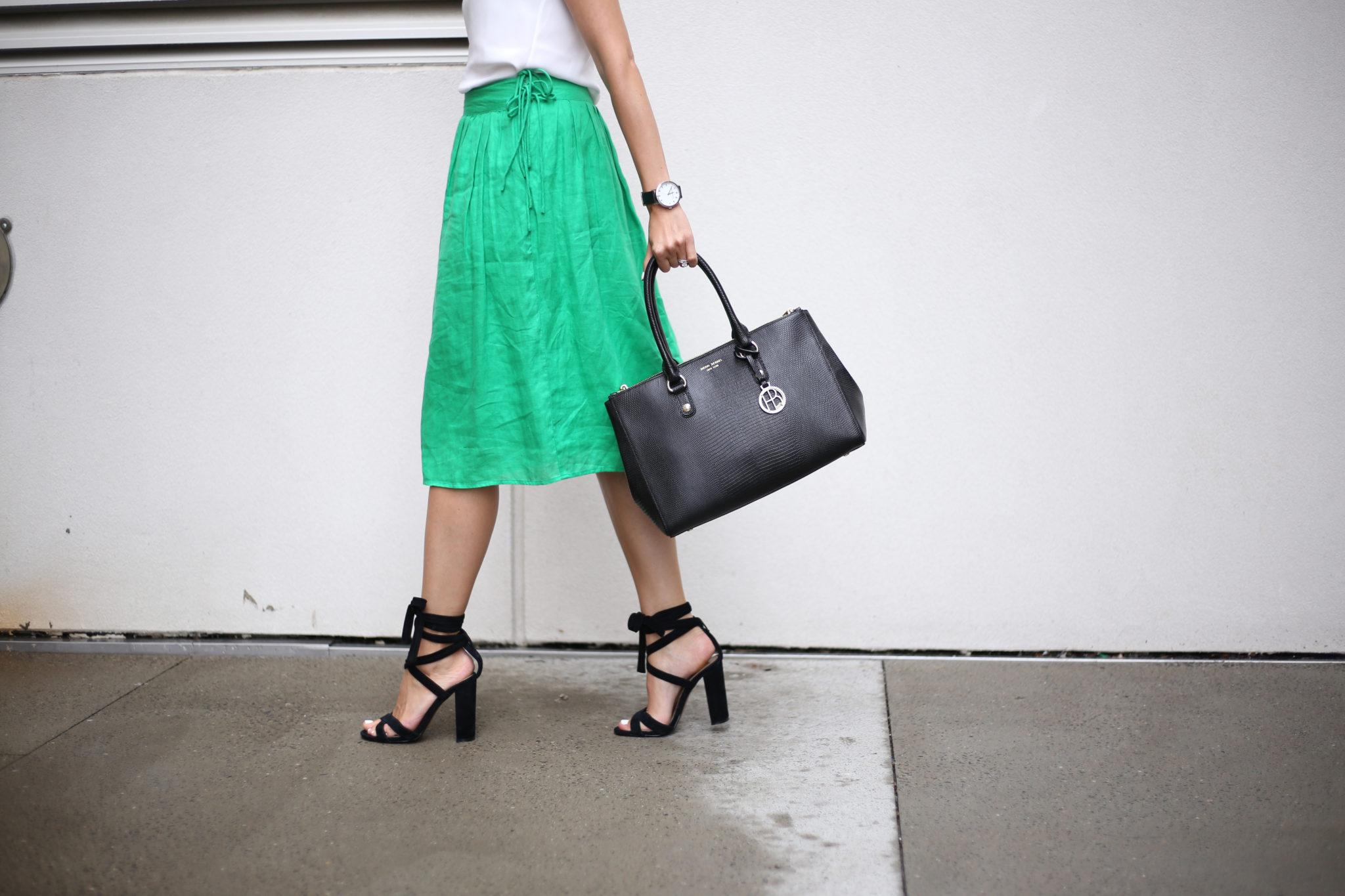 Midi Skirt- Business X Casual
