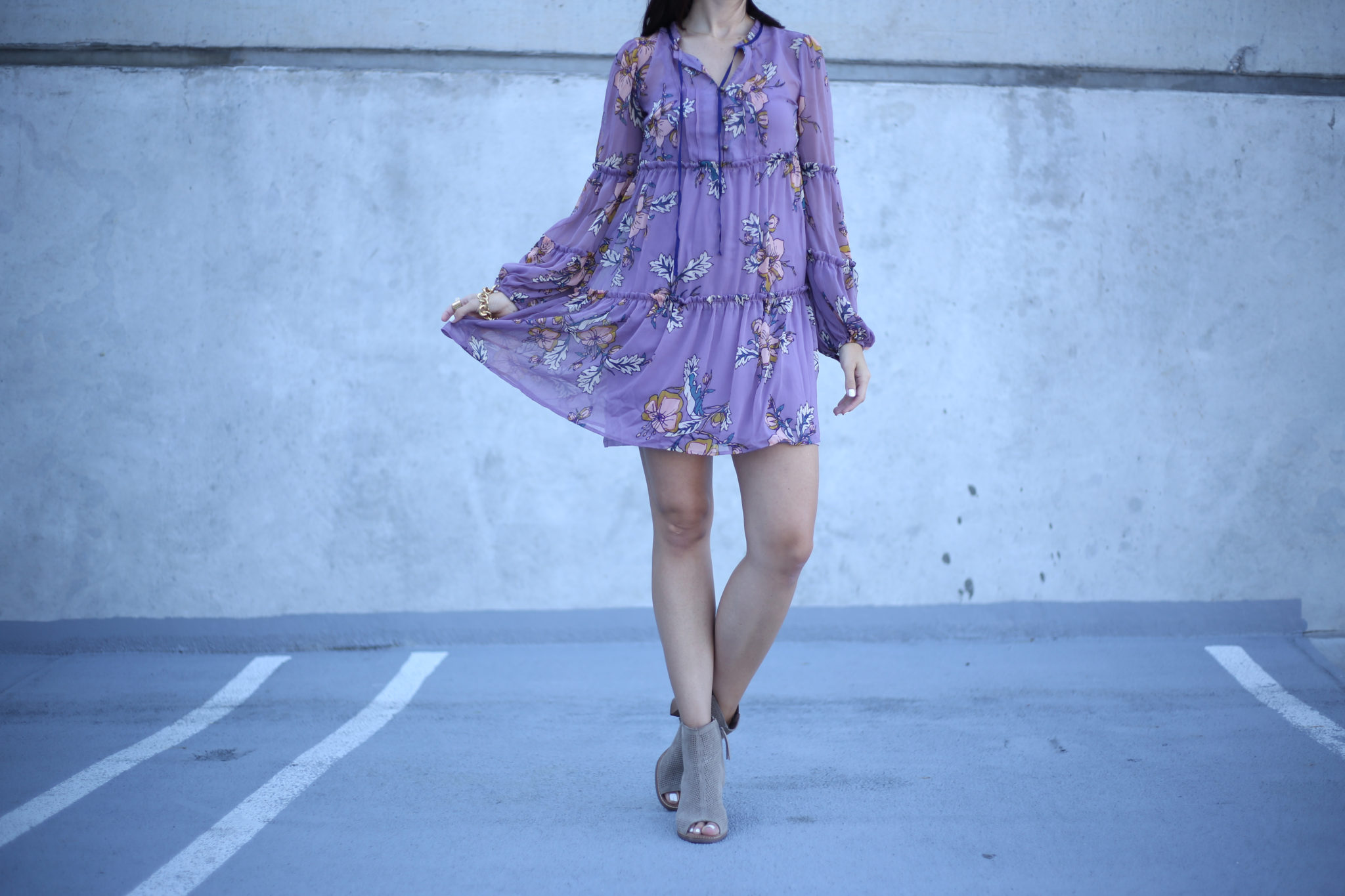 Affordable Fashion – Floral Print For the Fall