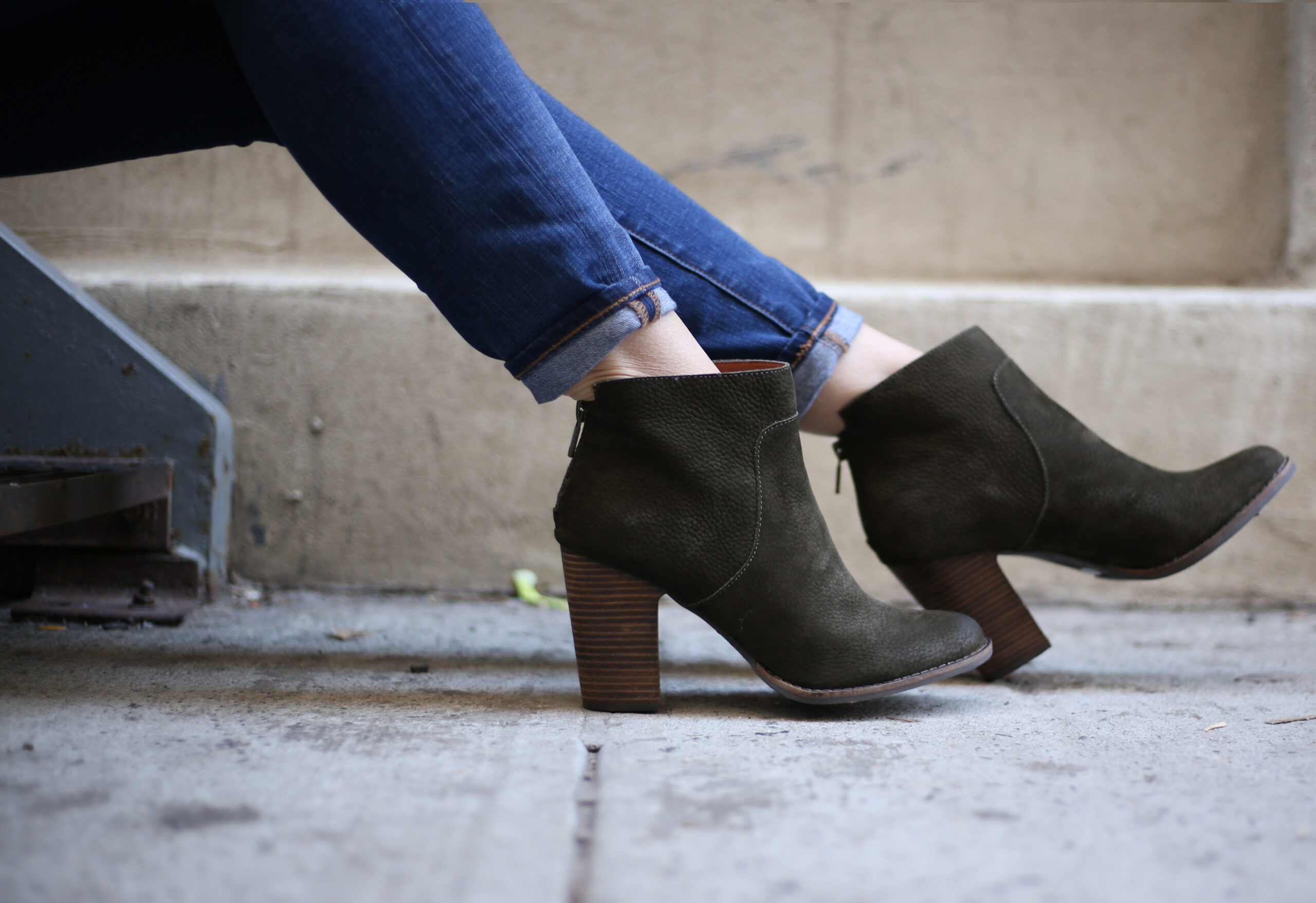 Best Booties For the Fall