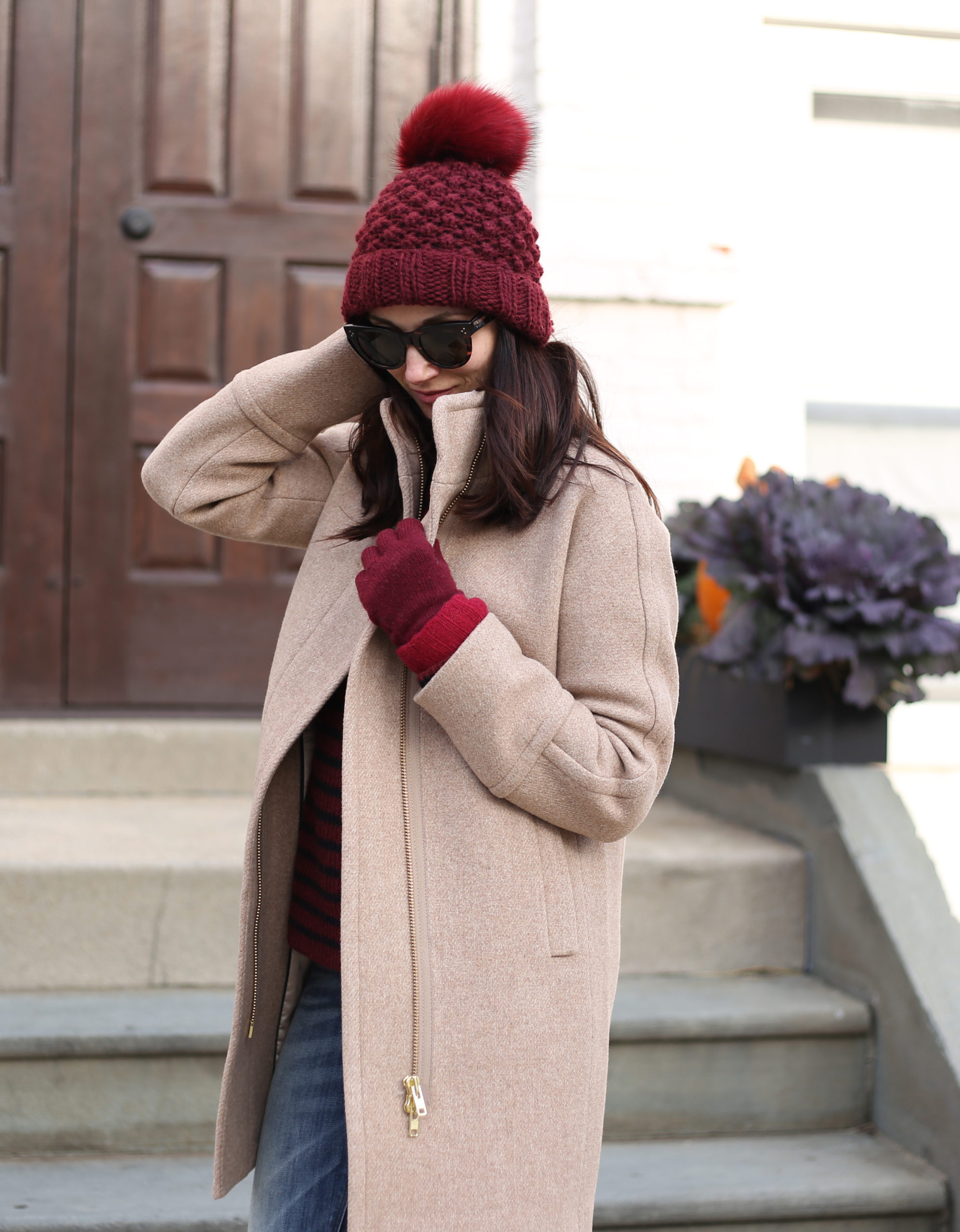 Coats, Hats and Gloves & A Giveaway