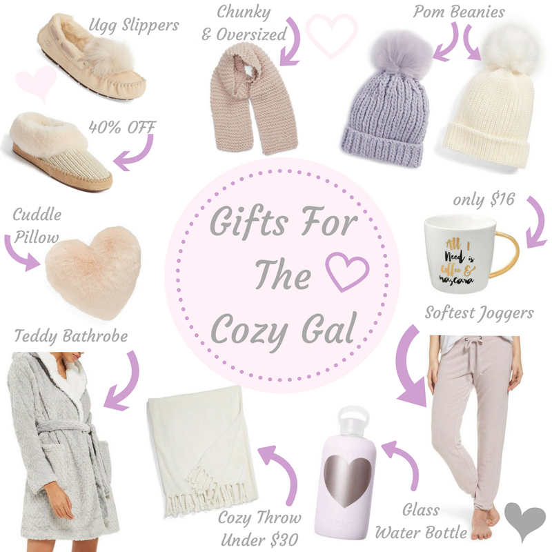 Gifts For The Cozy Gal
