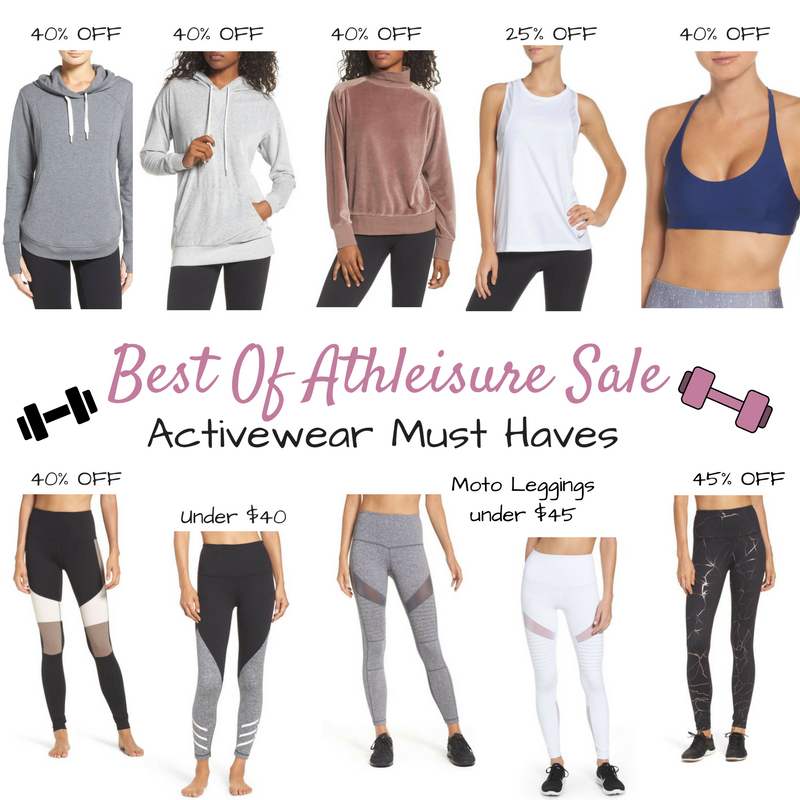 Athleisure and Activewear on Sale