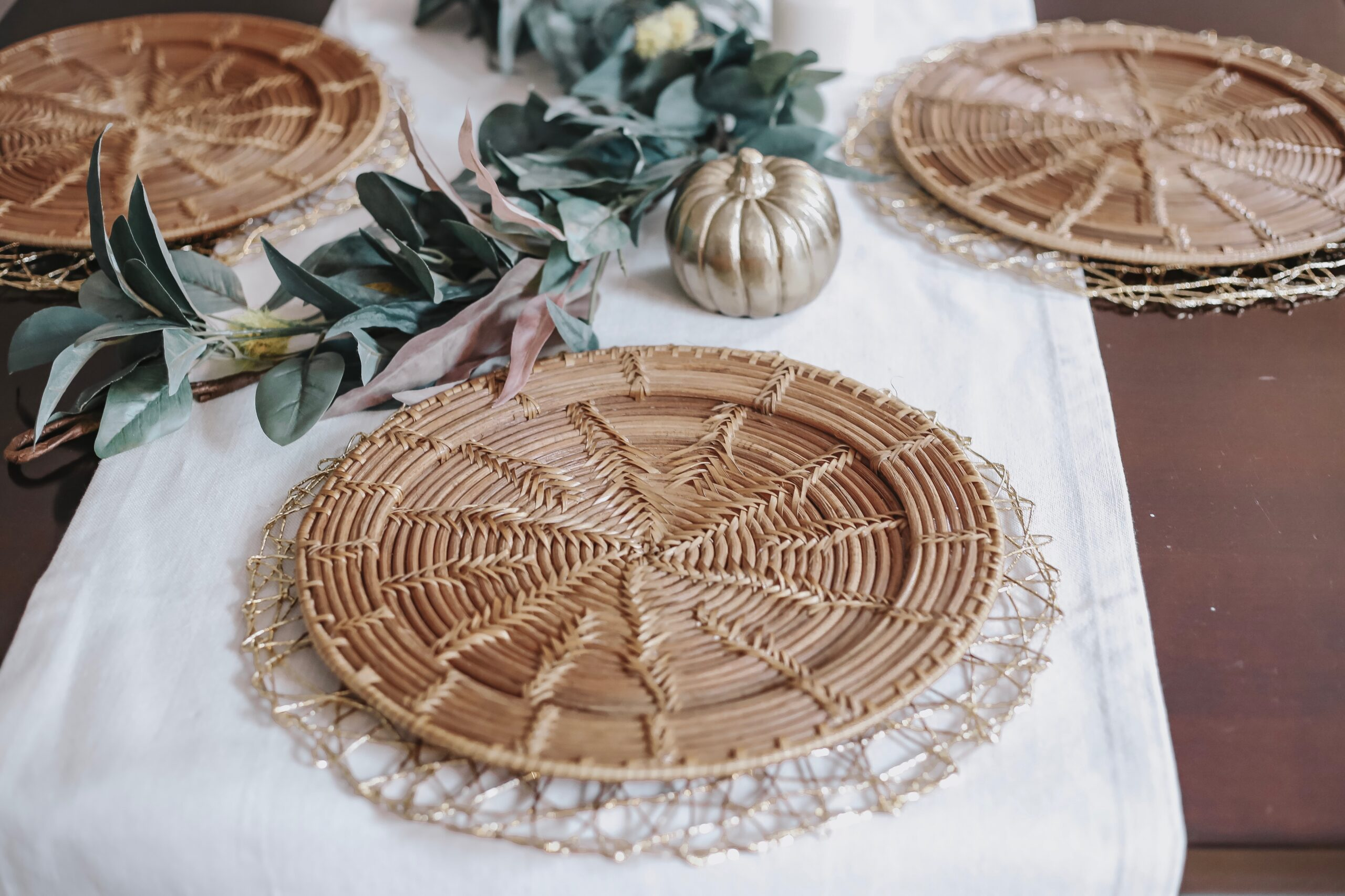 fall tabletop, thanksgiving table