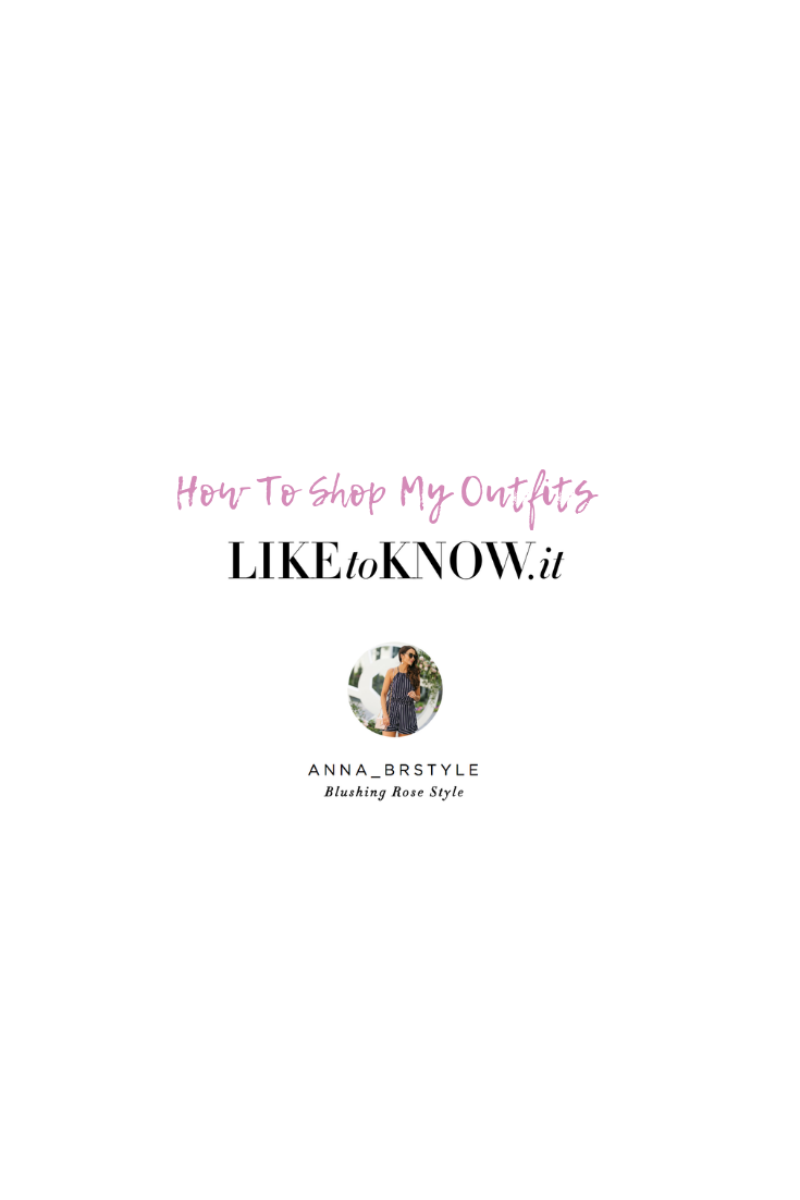 How To Shop My Looks – The LikeToKnow.it app