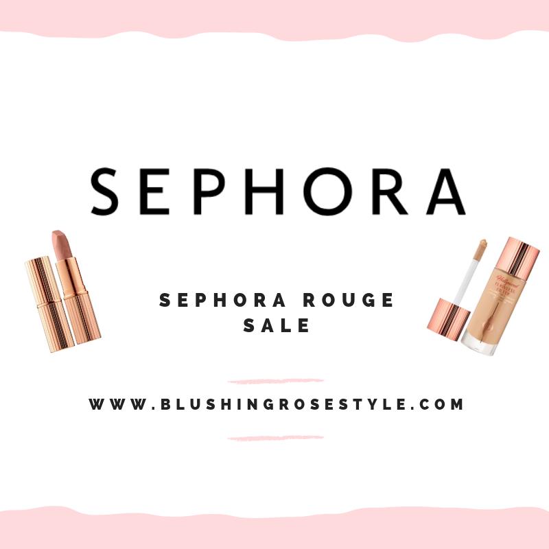 Sephora Spring Bonus Event…Stock Up On Your Essentials