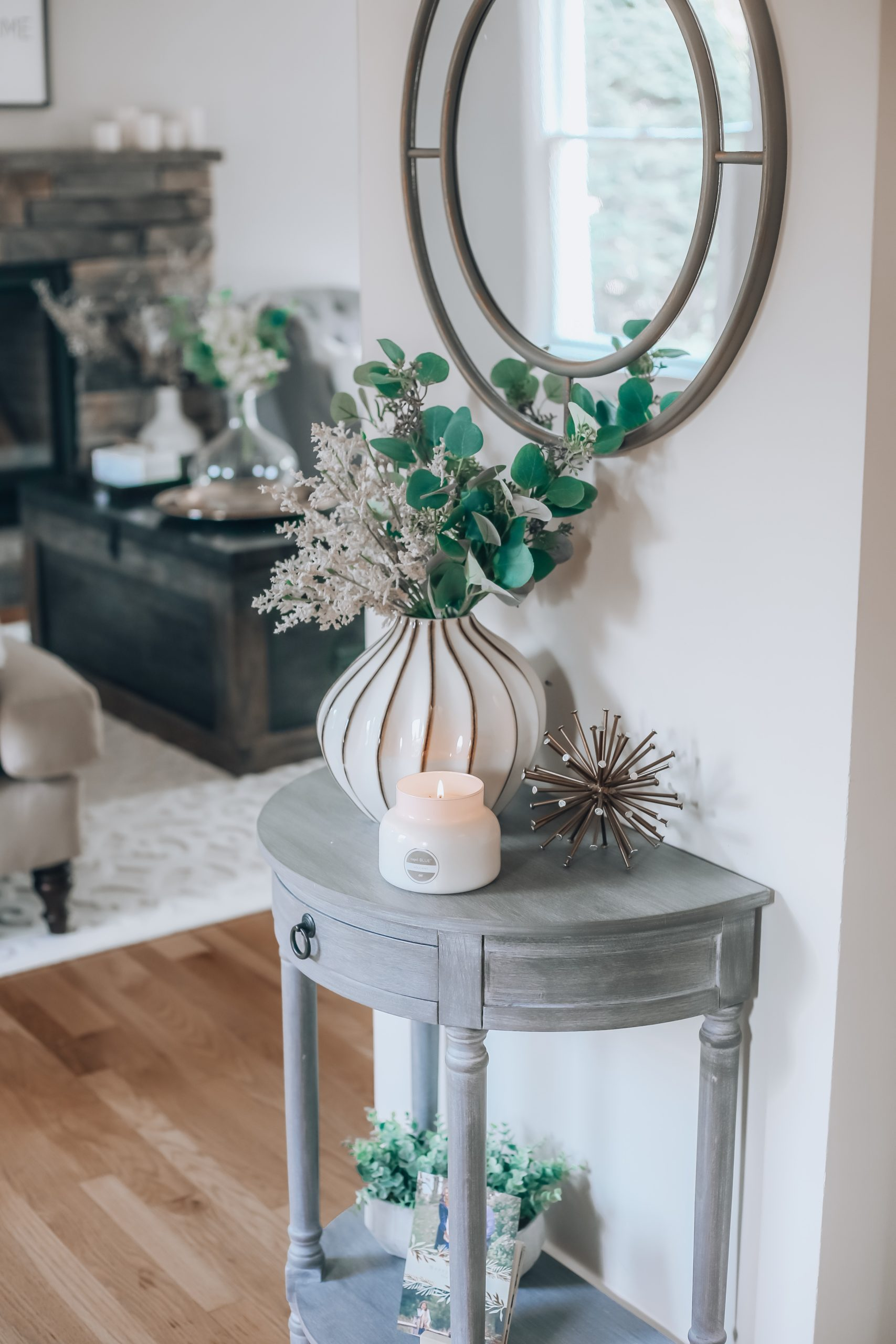 Making House a Home with Capri Blue Candles