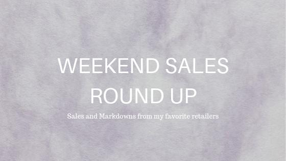 Weekend Sales Round-Up 8.24