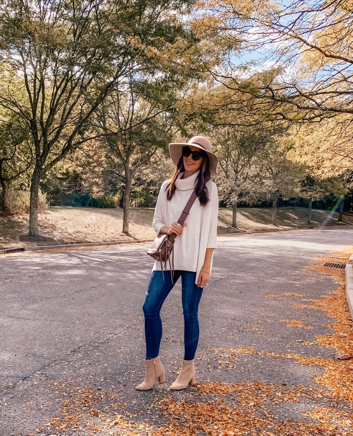 Poncho, Fall Outfit,