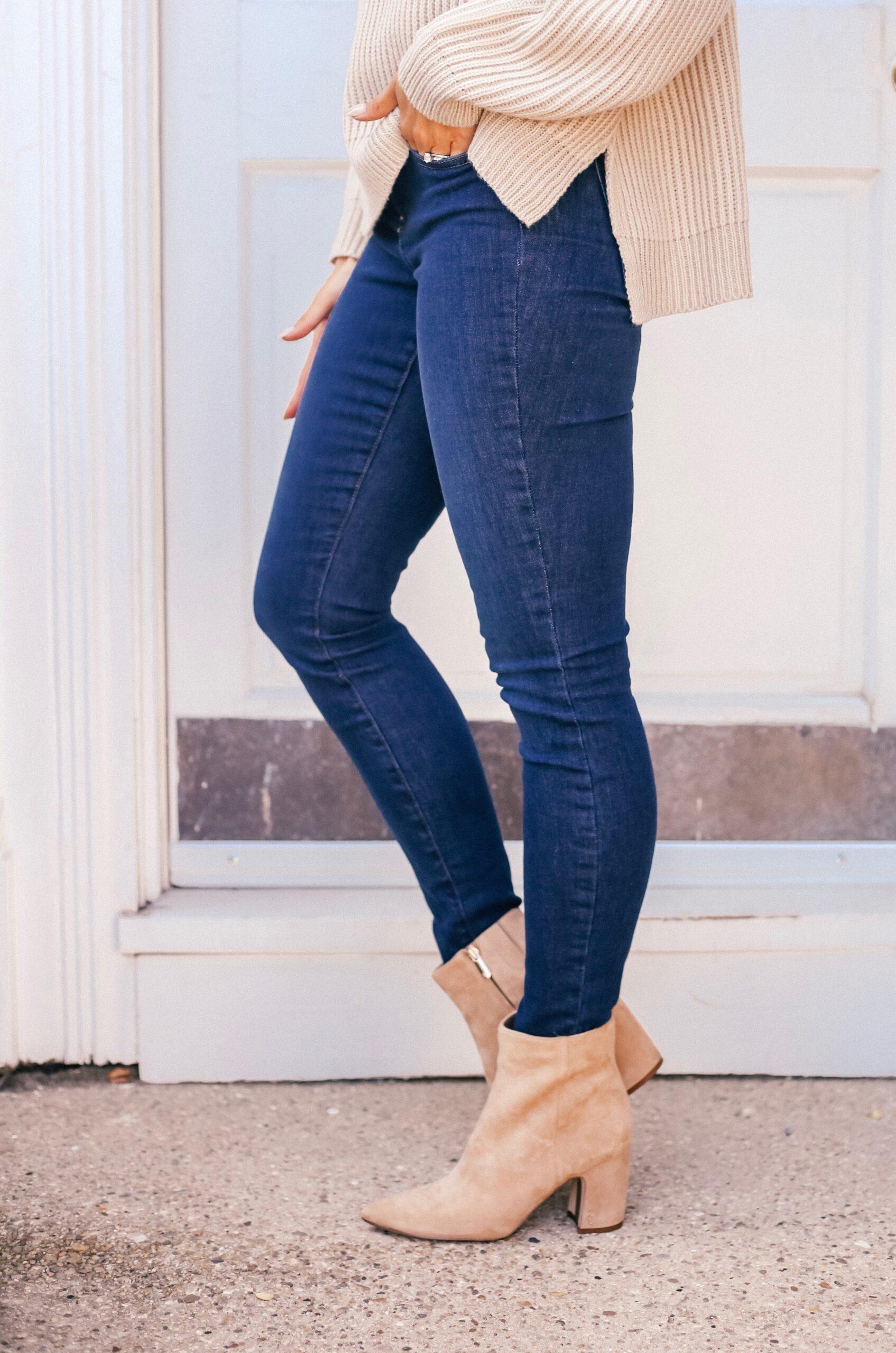 Jeans, Booties