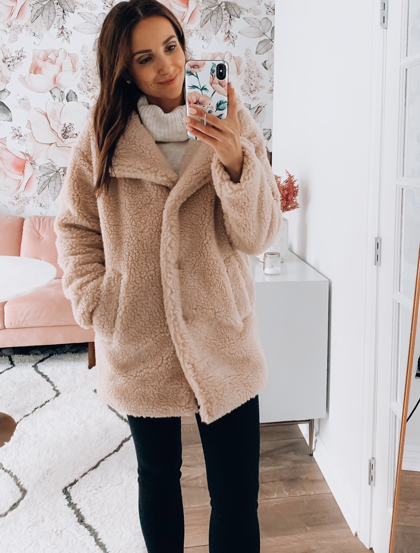 AFFORDABLE TEDDY COAT