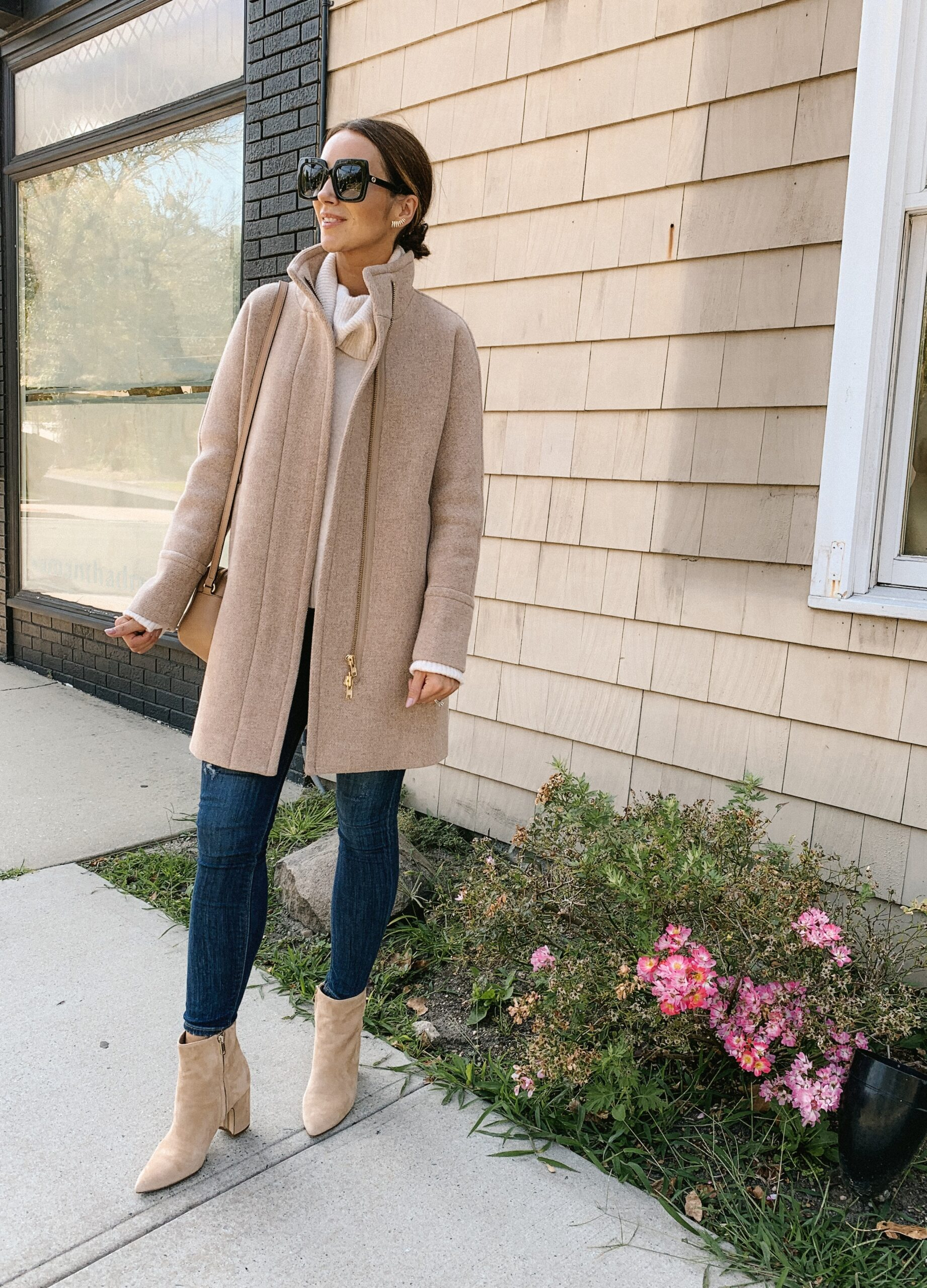JCREW COCOON COAT
