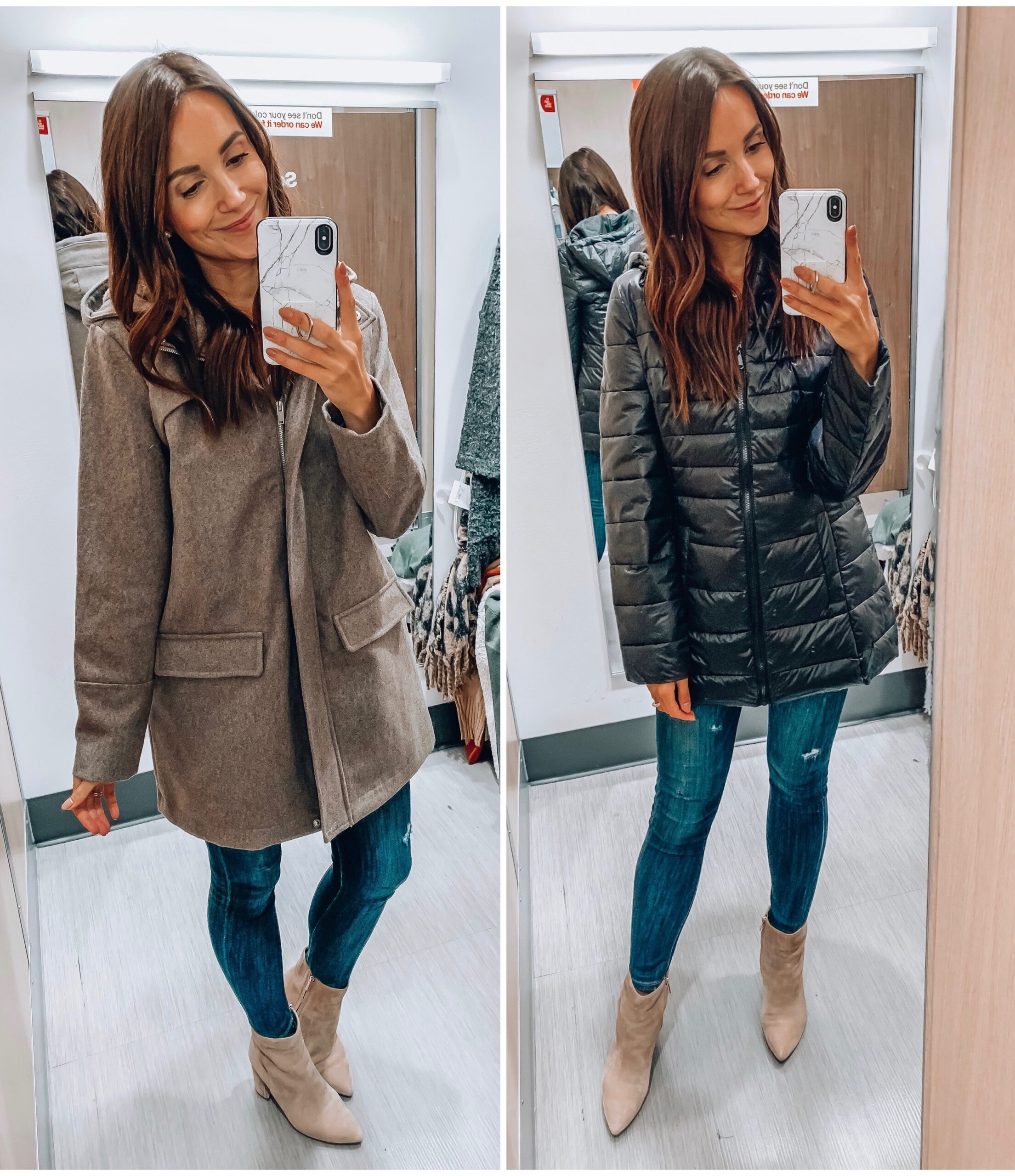 Wool Coat, Down Coat, Target