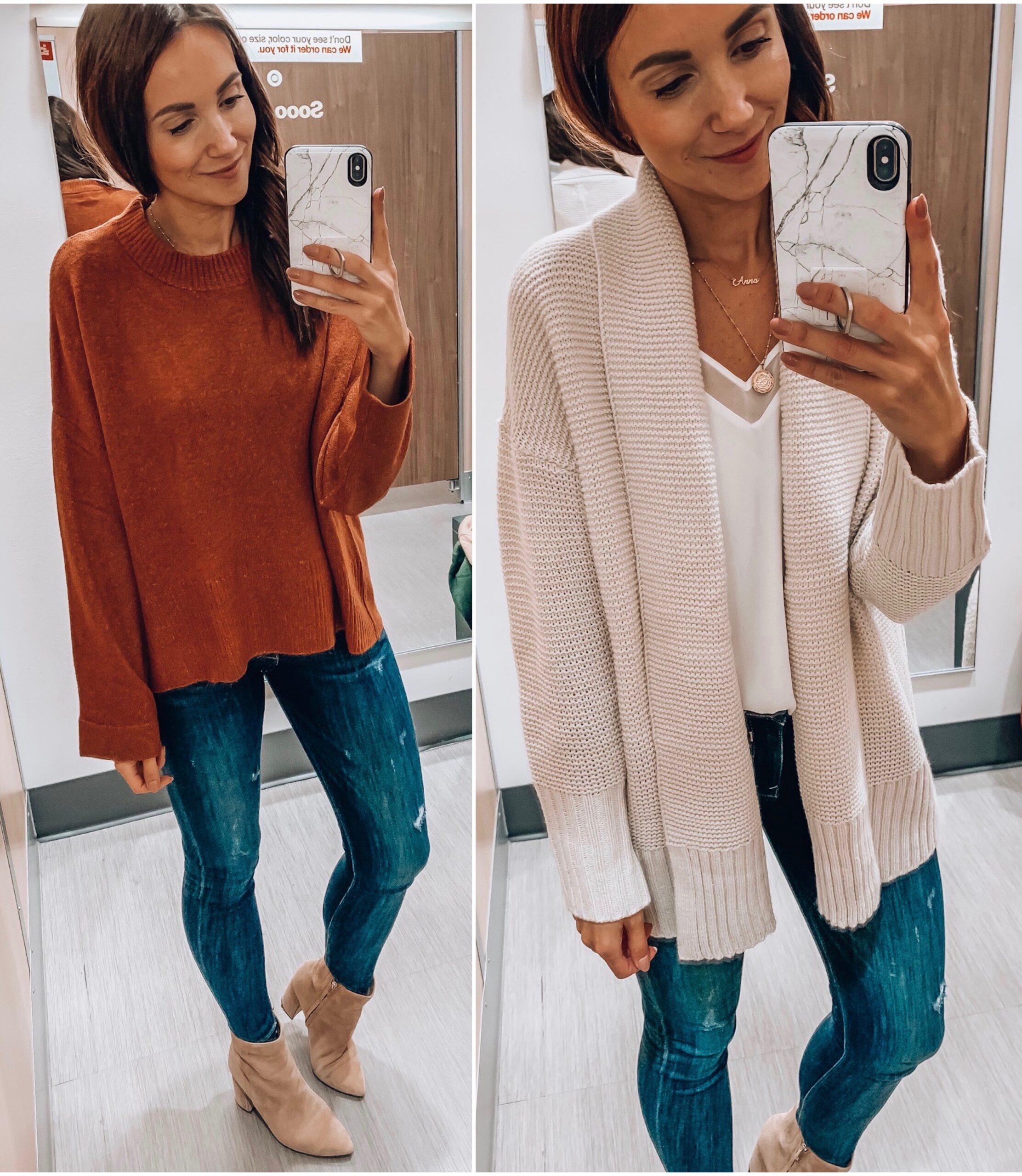 Sweater, Cardigan, Target