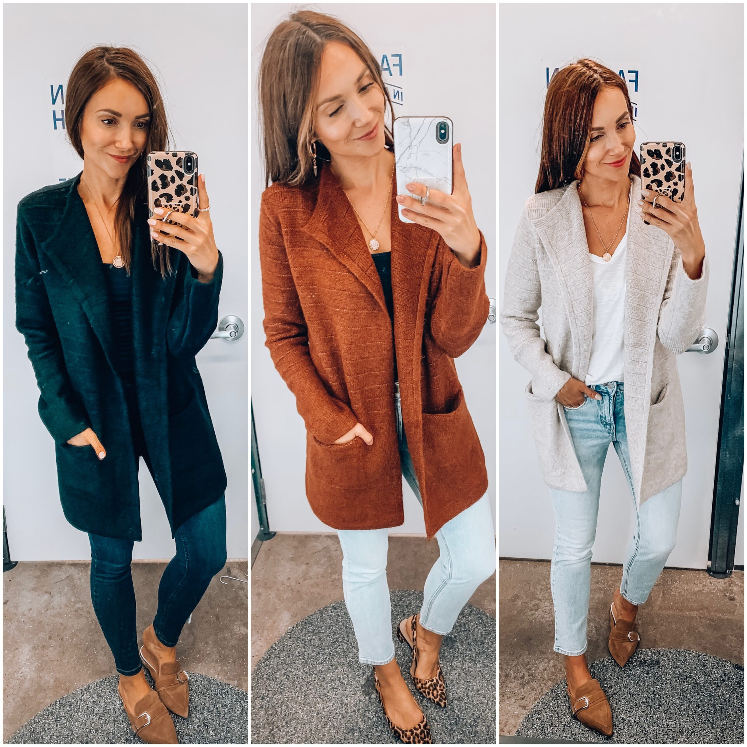 CARDIGANS, JEANS, TANKS, FALL OUTFITS