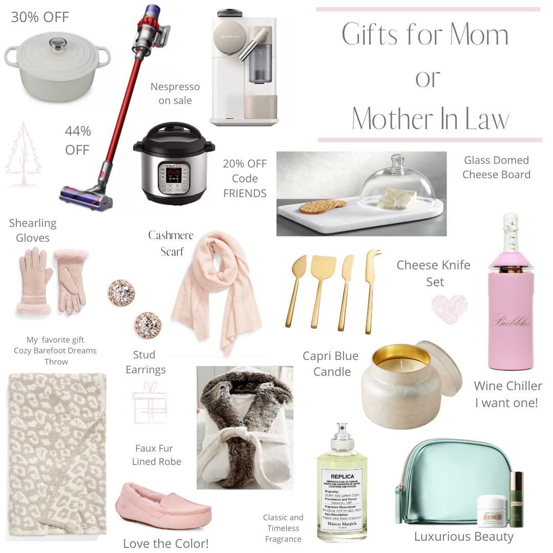 Gifts For Her Under $50 and Under $100, Gifts For Mom and MIL
