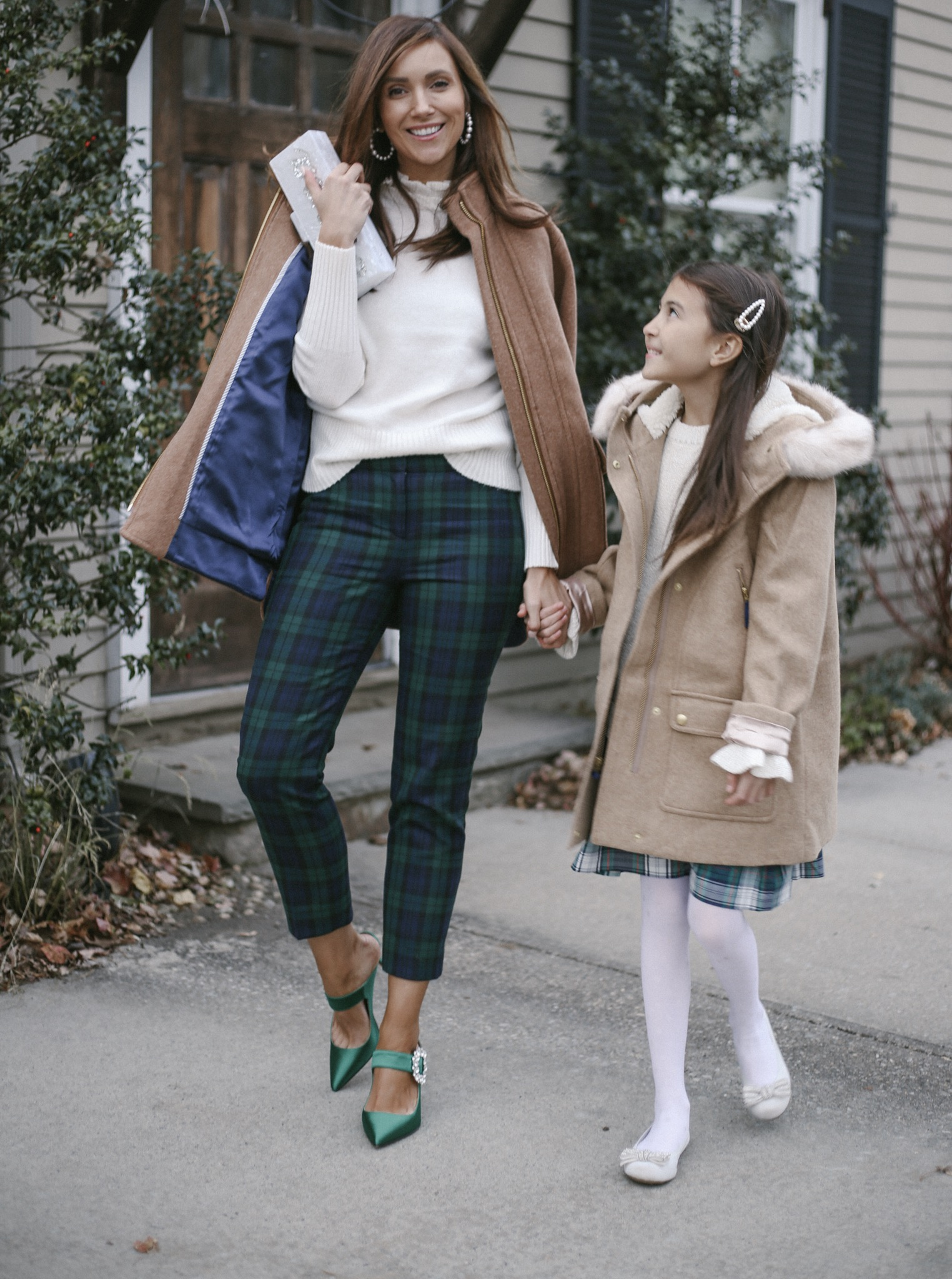 J.Crew Mommy and Me style