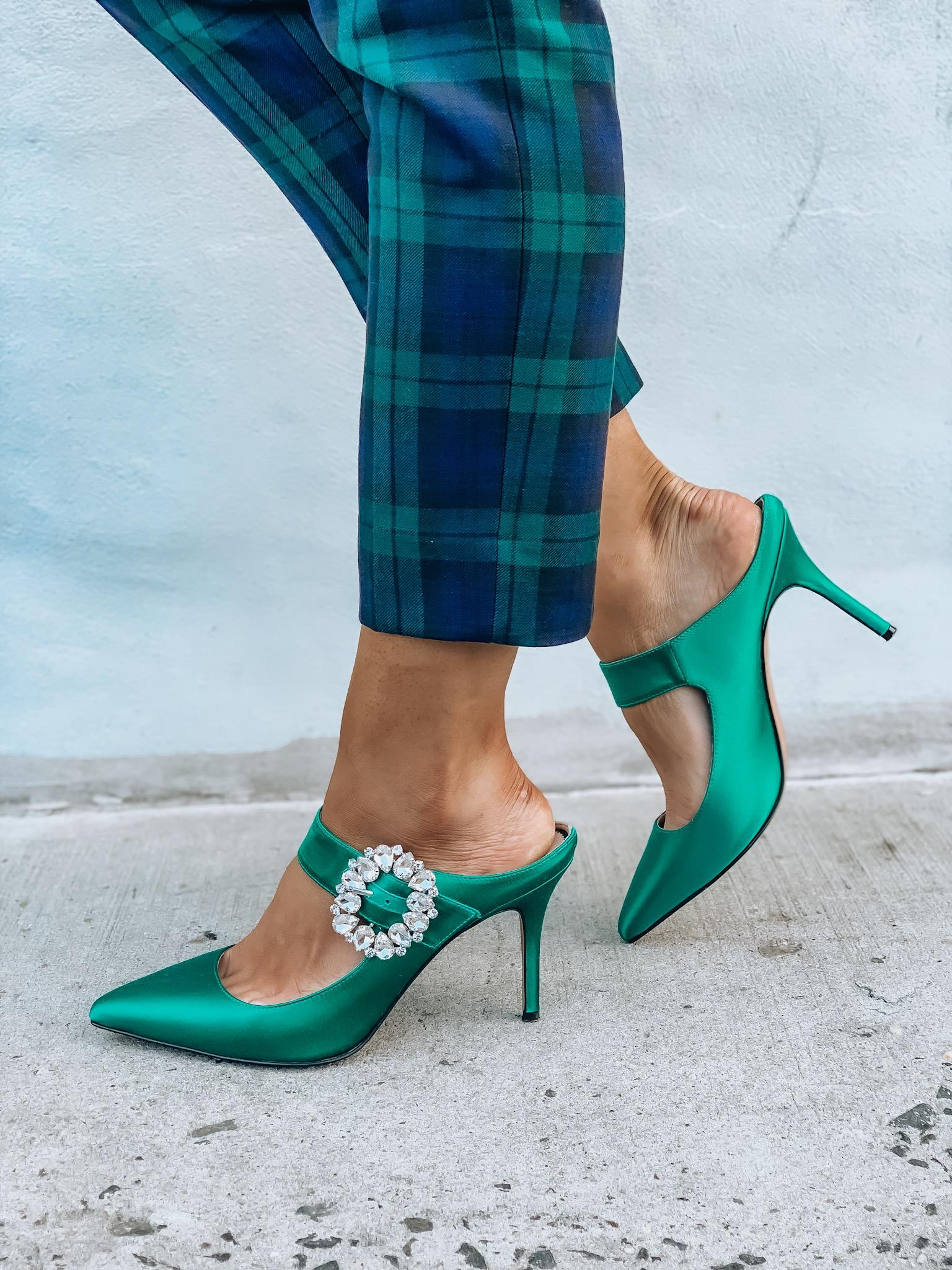 J.Crew MaryJane heels