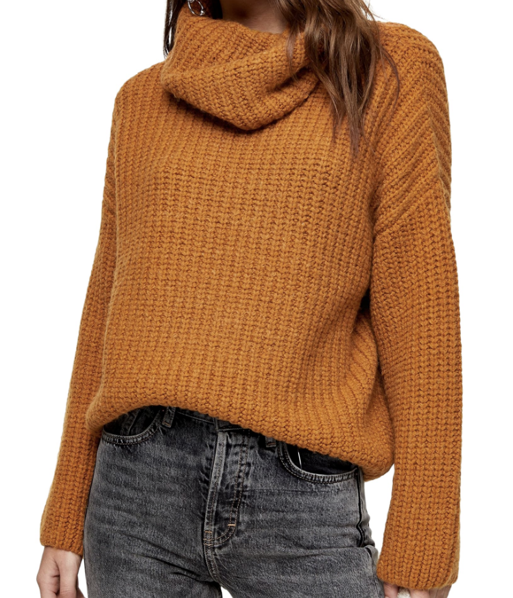 Top Shop Slouchy Sweater