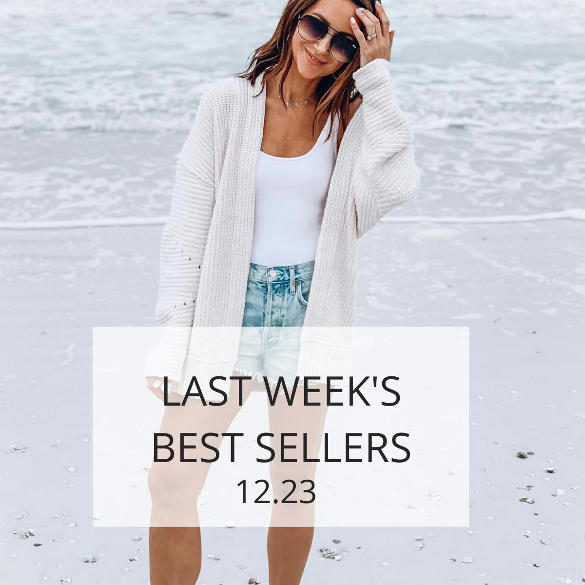 Last Week's Best Sellers 12.23 – Top 10