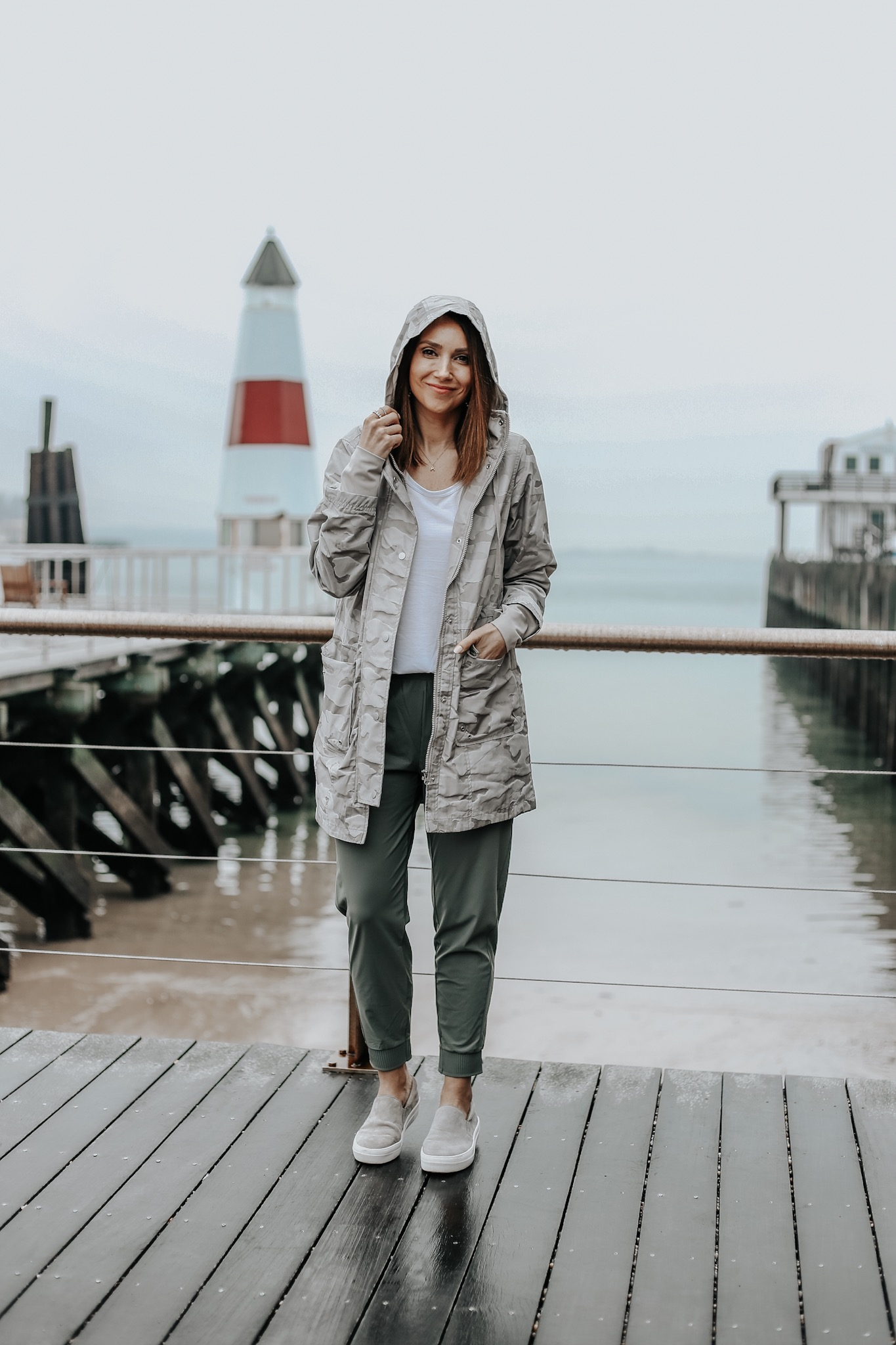 The Rain Jacket You Need For Spring & More New Arrivals