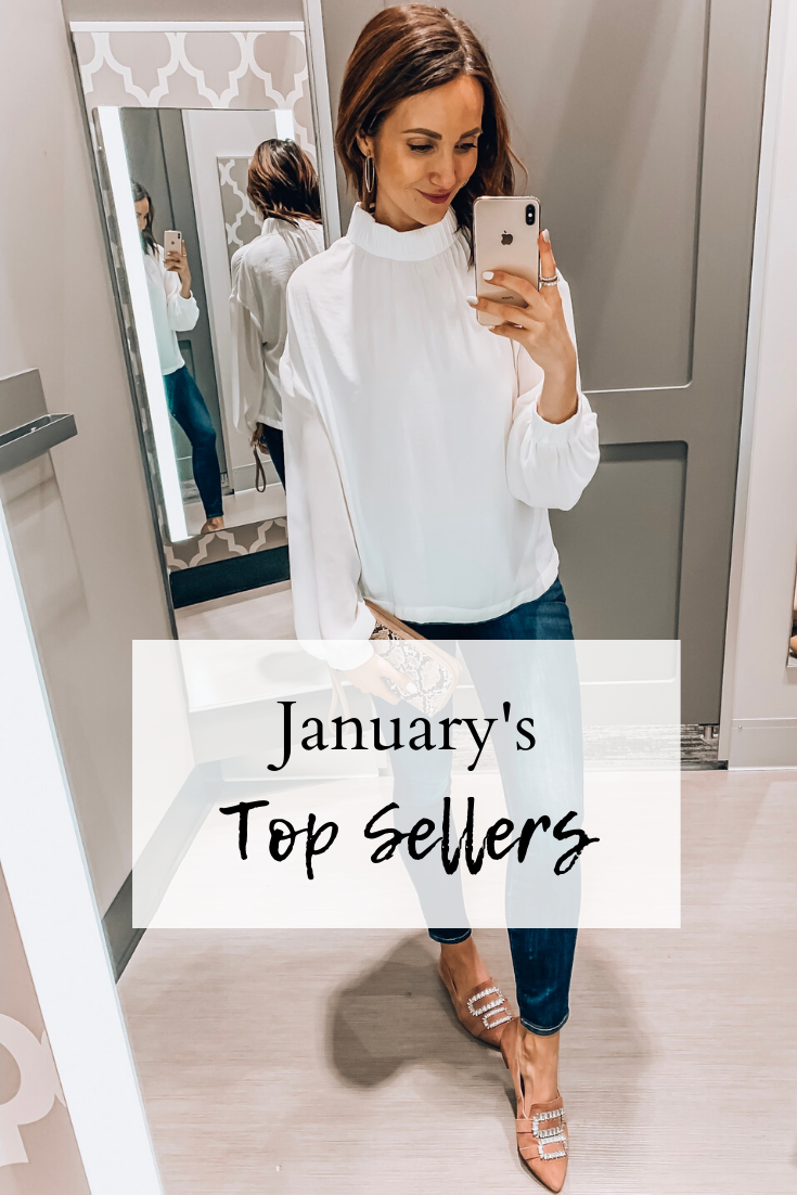 January's Top Sellers