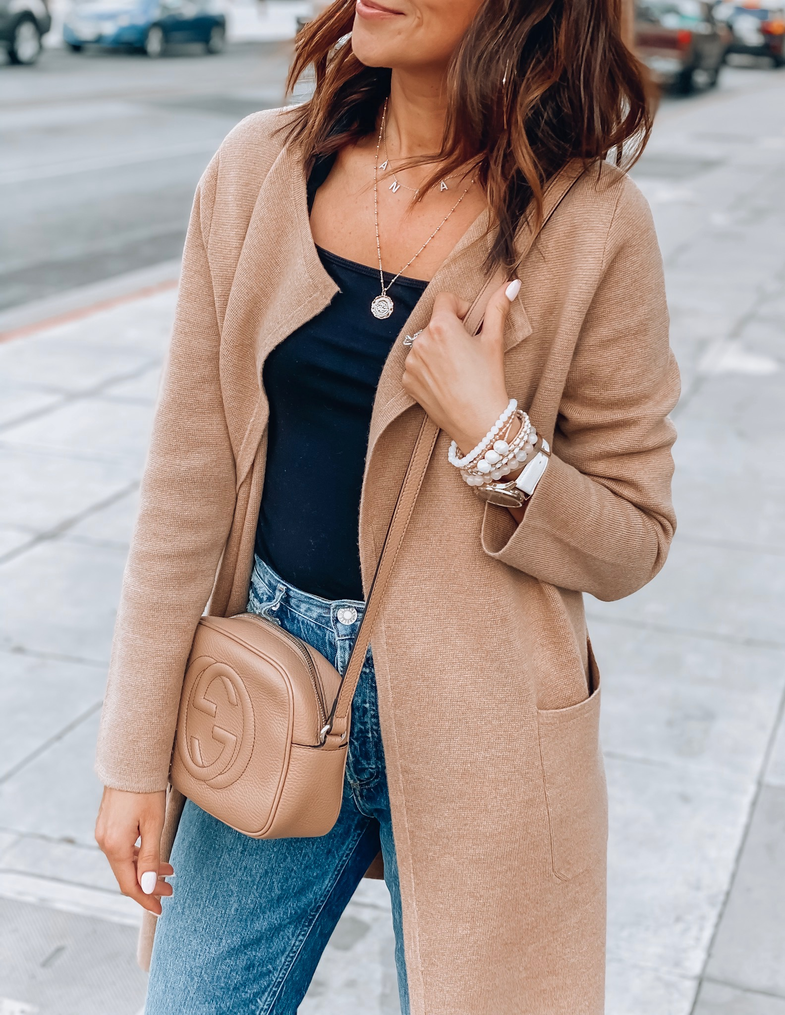 How to Style J.Crew Juliette Sweater Blazer