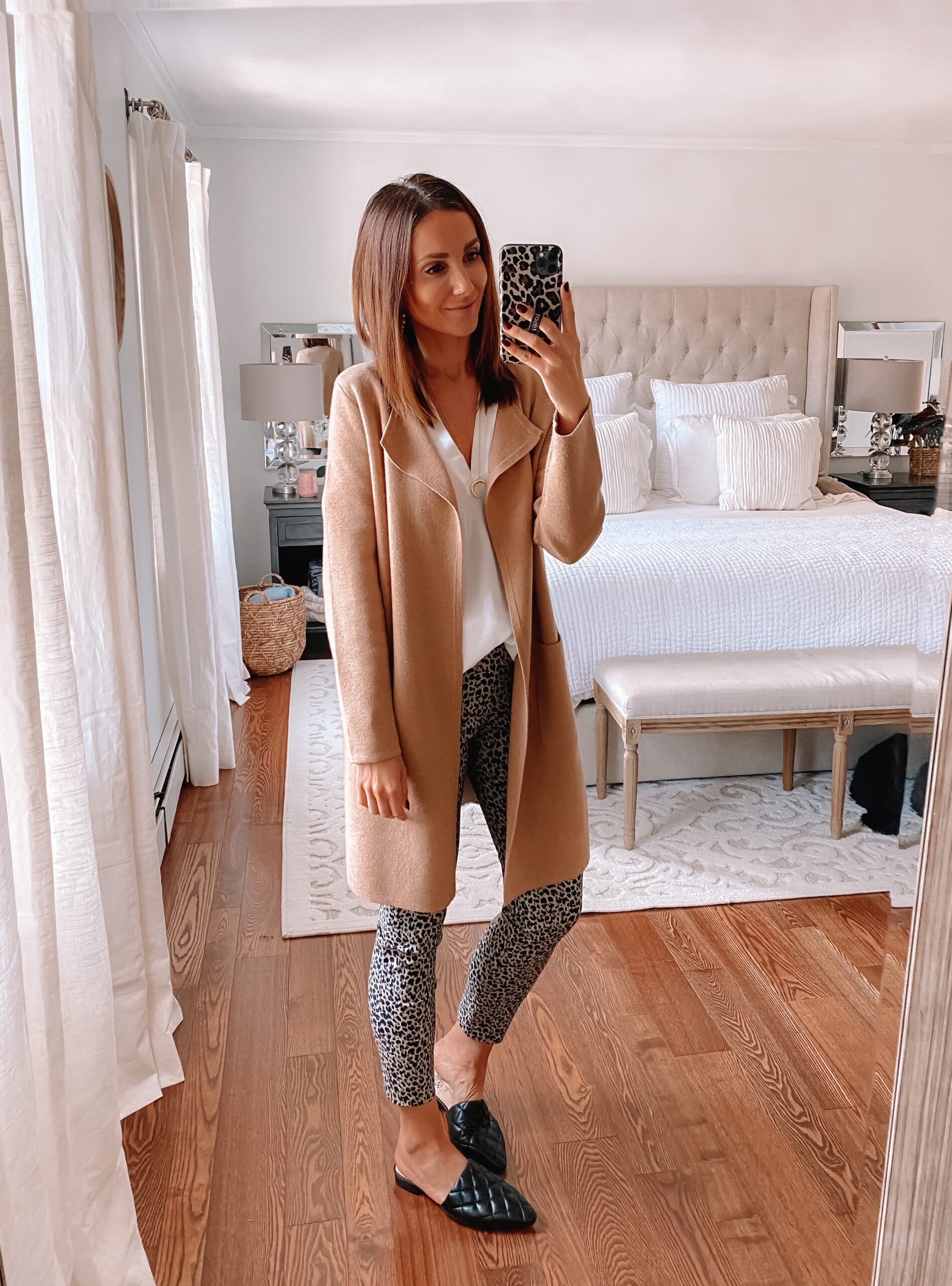 comfortable fall workwear outfit