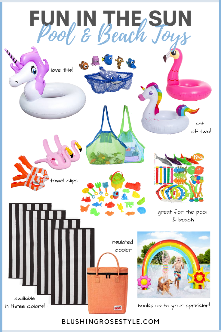 Pool and Beach Toys