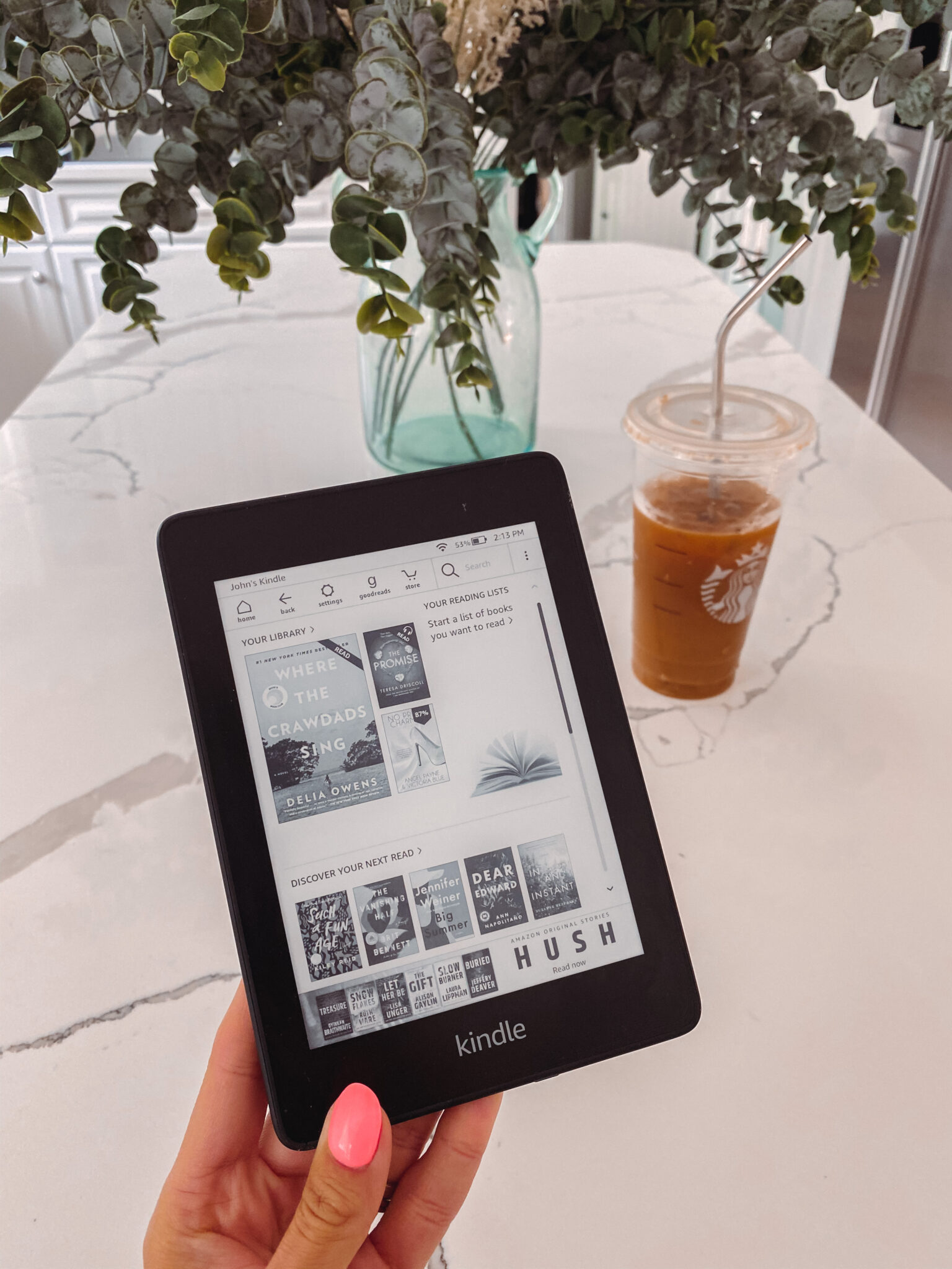 SUMMER READS BOOK RECOMMENDATIONS