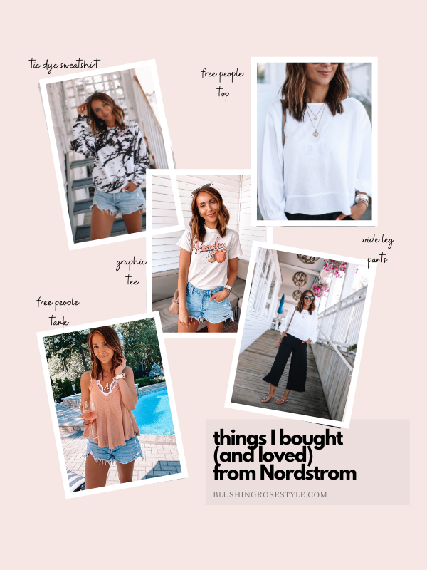 Things I Bought (and loved) from Nordstrom