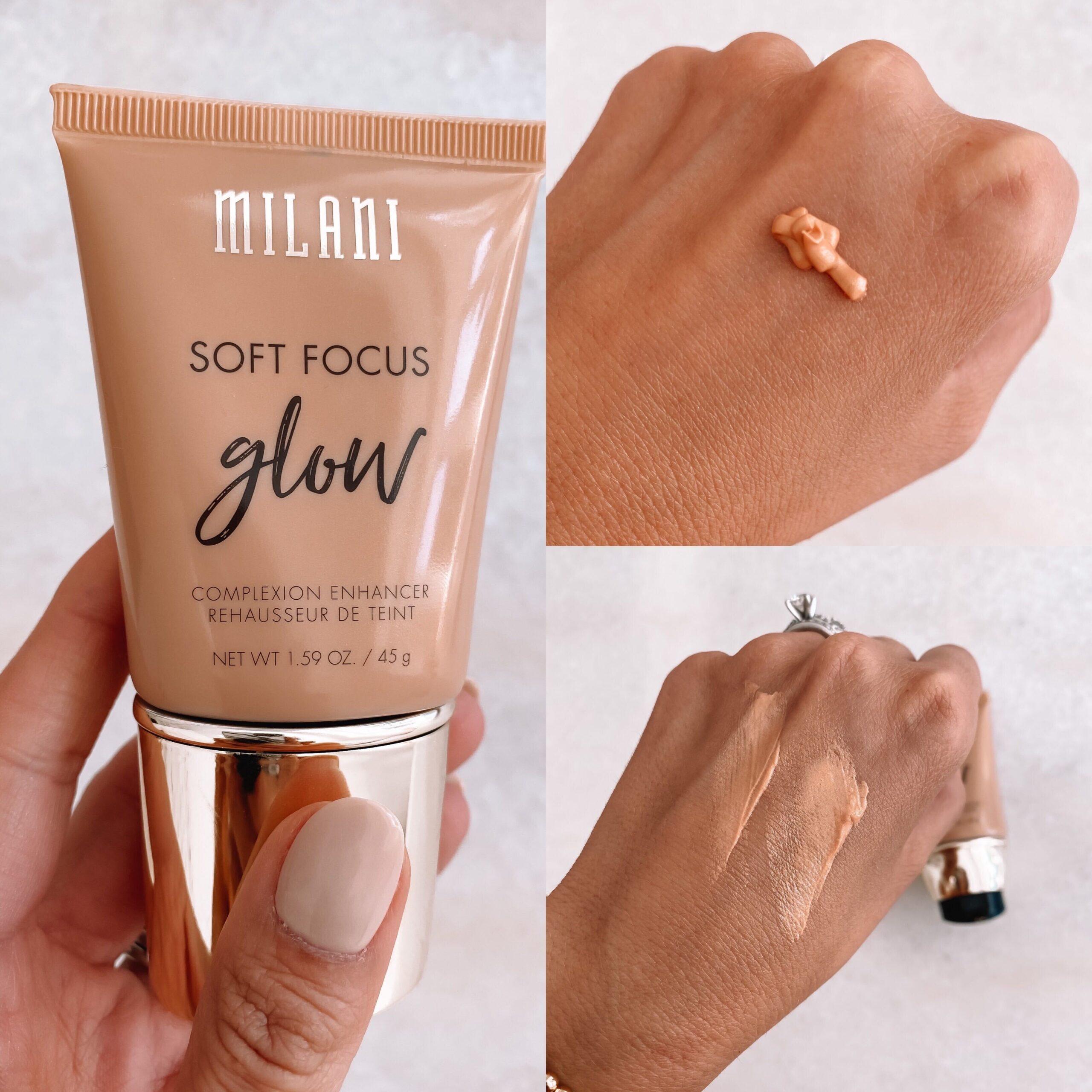 drugstore beauty finds, milani soft glow
