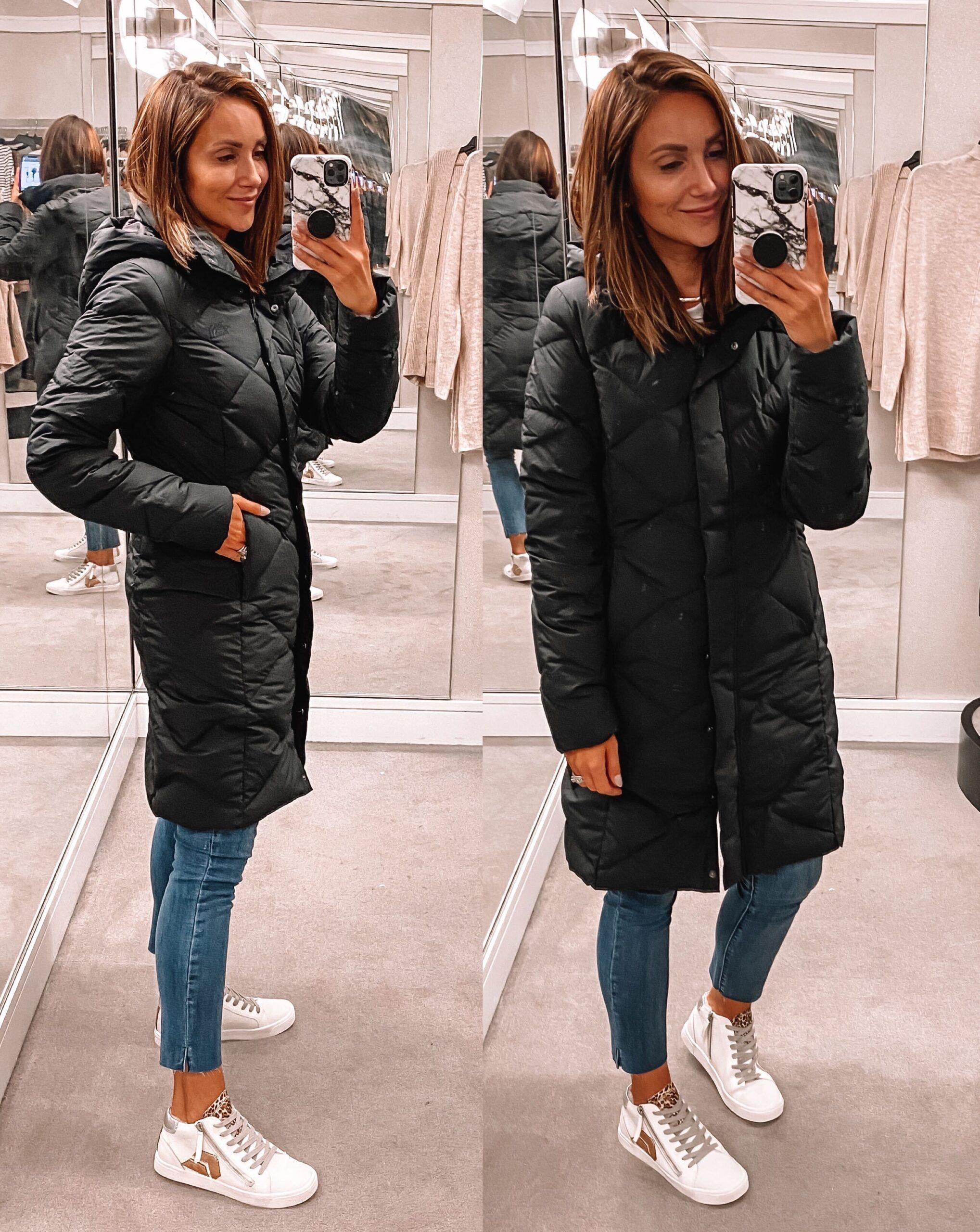 nsale north face jacket