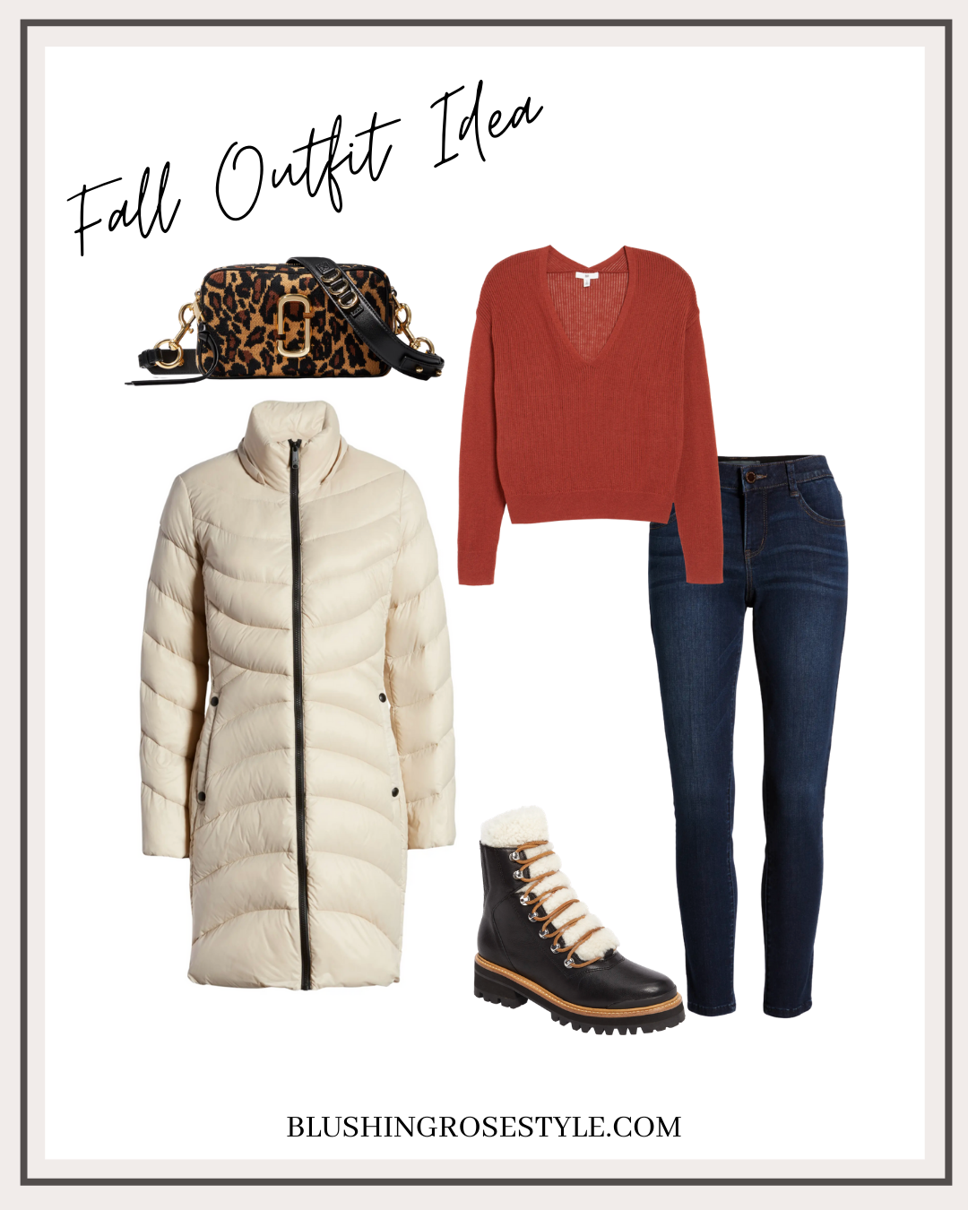 sam edelman jacket, leopard bag,fall outfit idea, fall fashion