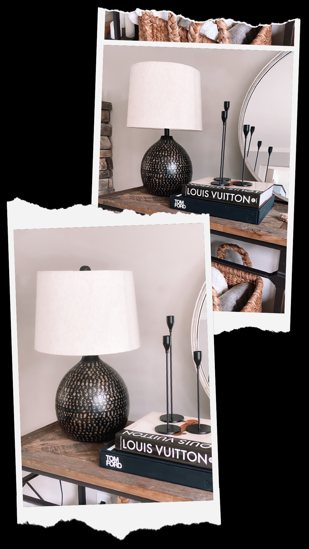 amazon home decor, amazon lamp