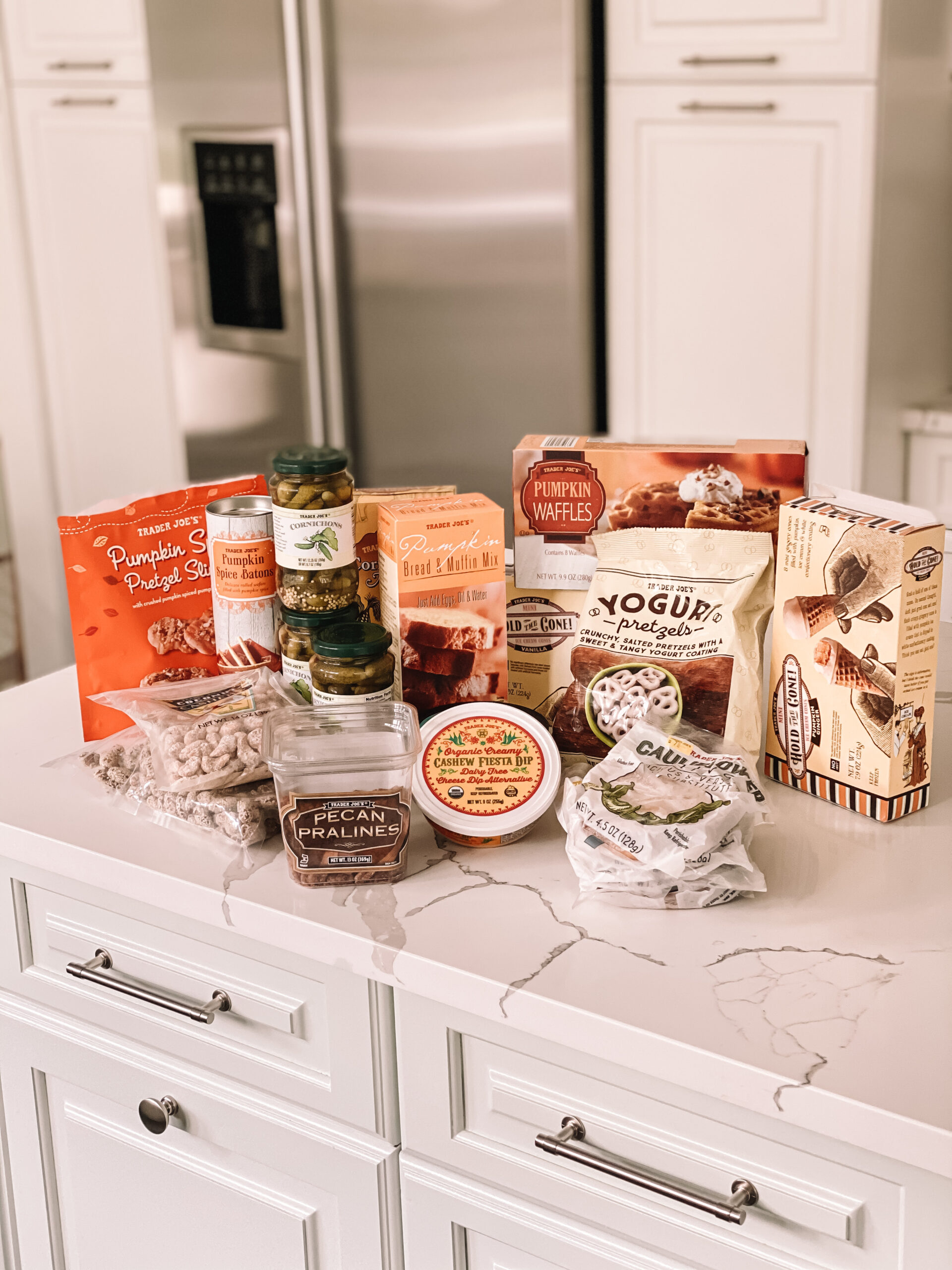 What To Buy At Trader Joe's This Fall