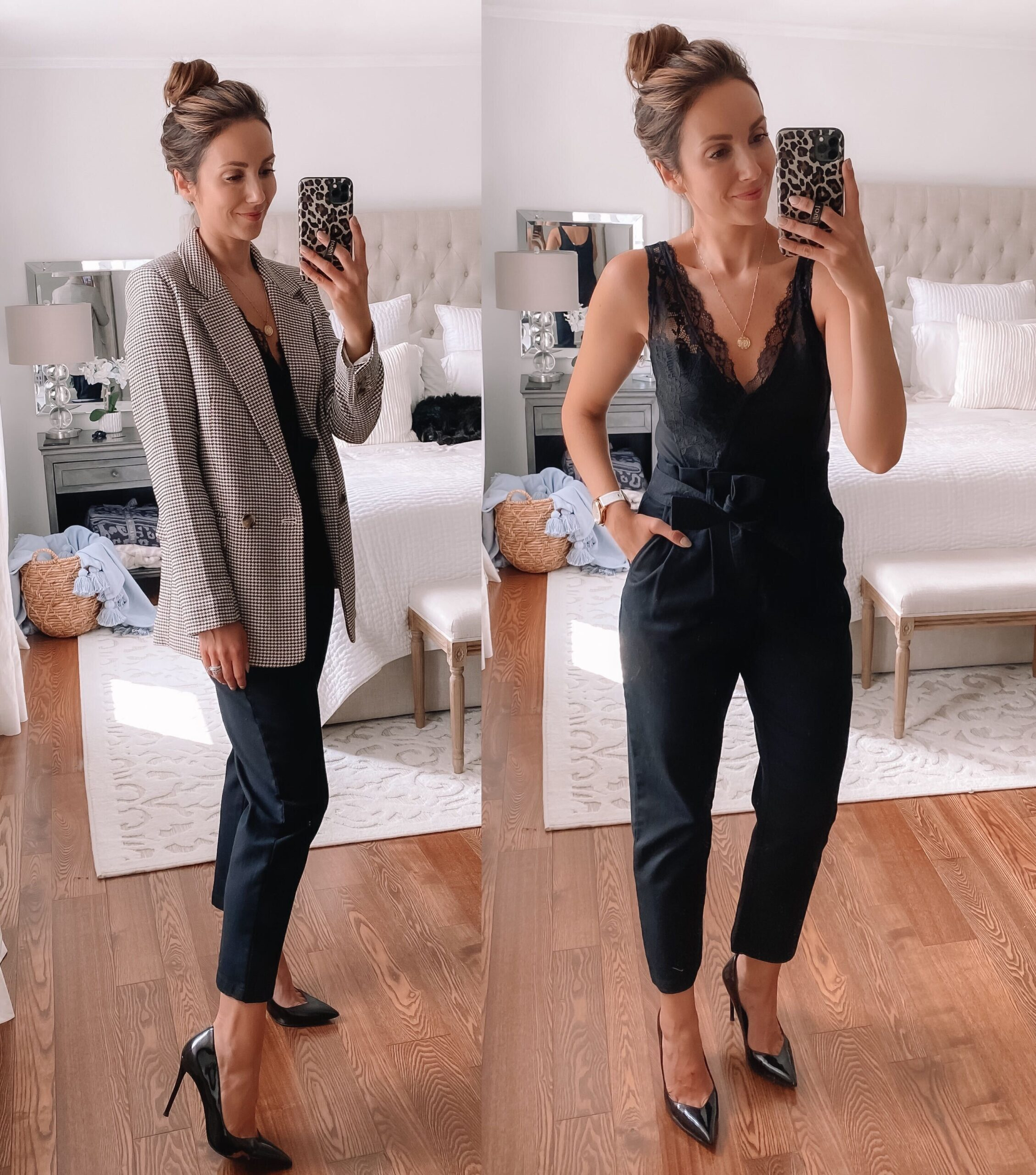 affordable workwear outfit