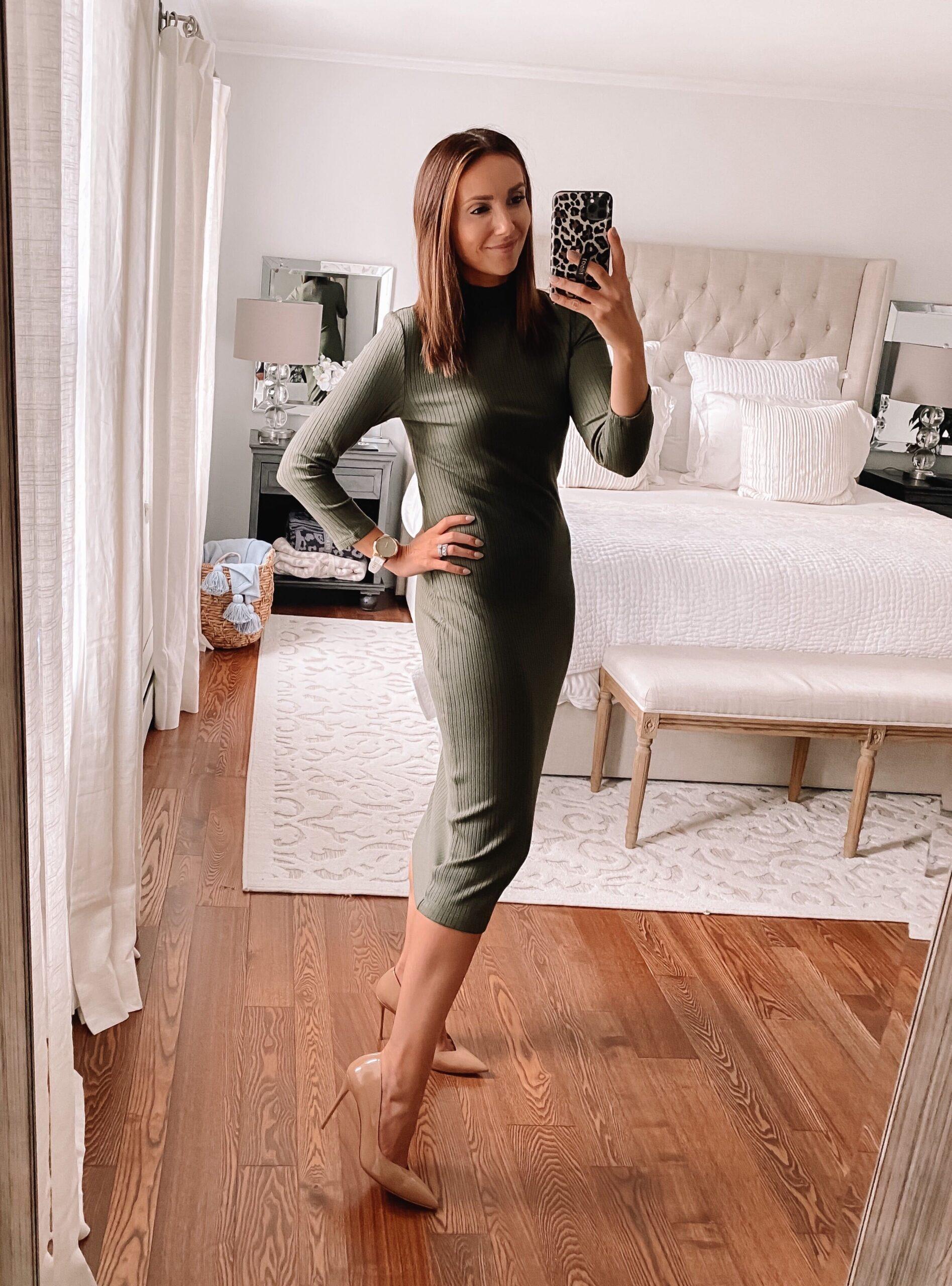 Target fall dress