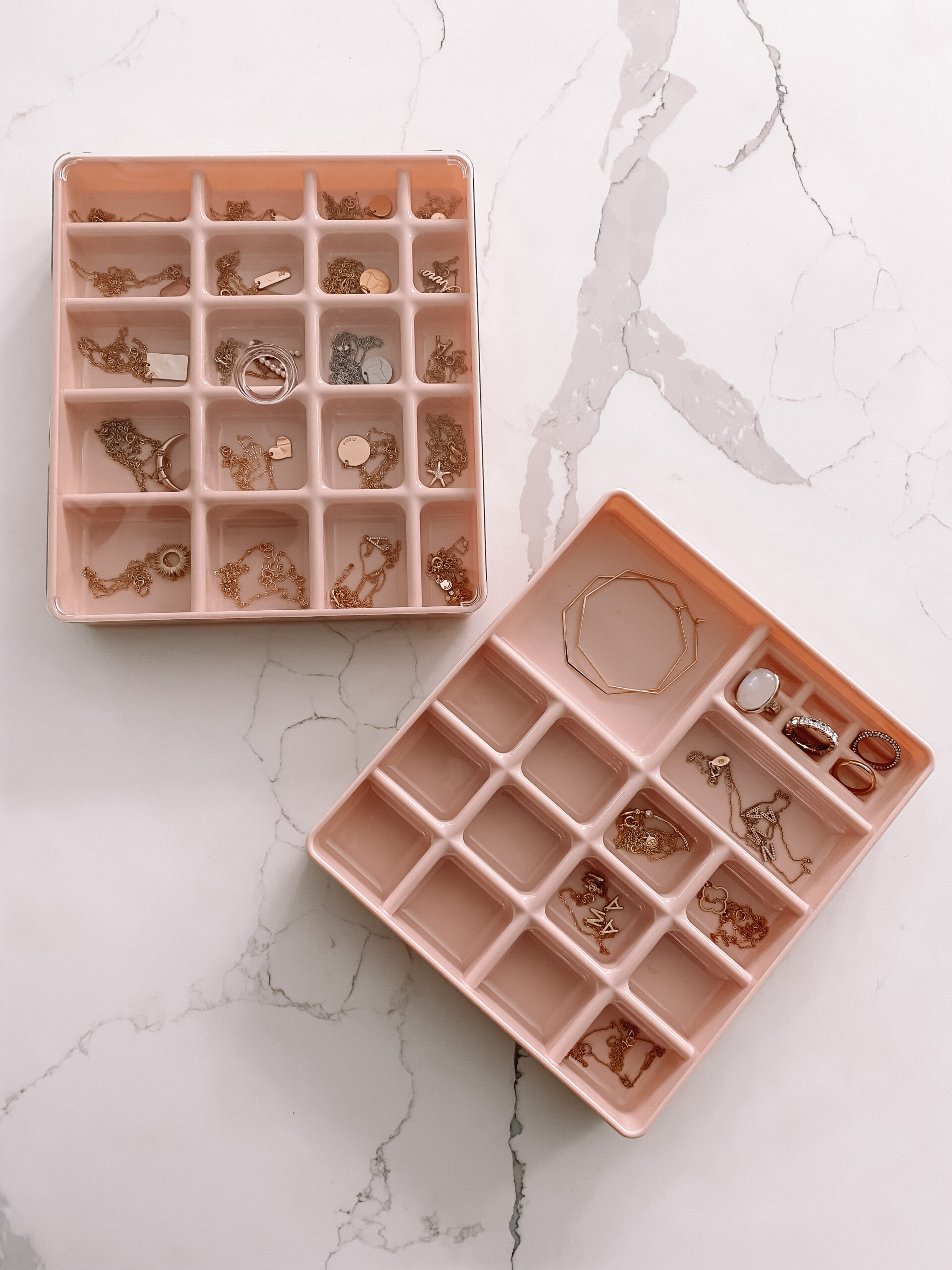 amazon jewelry storage trays