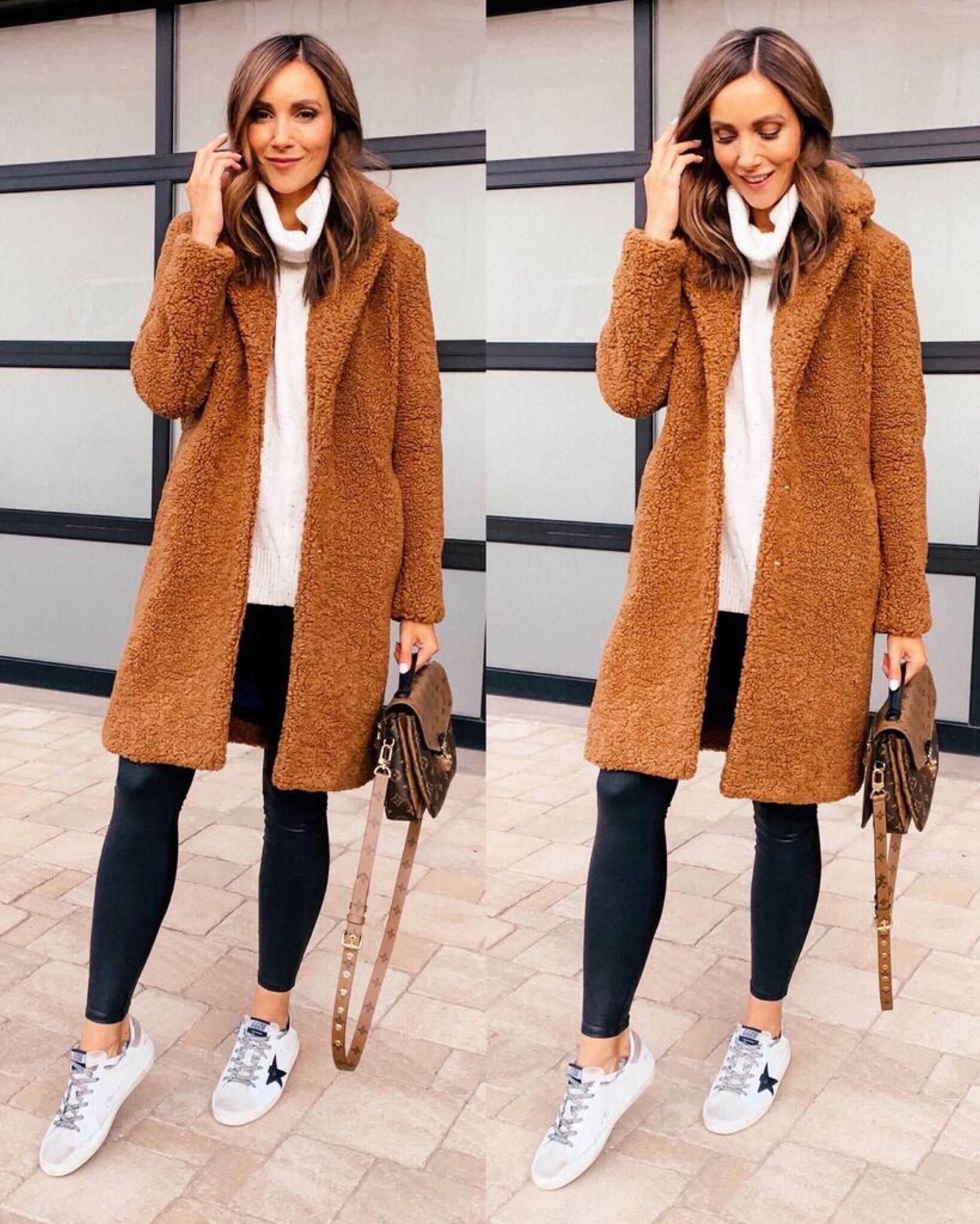 J.Crew Teddy Coat