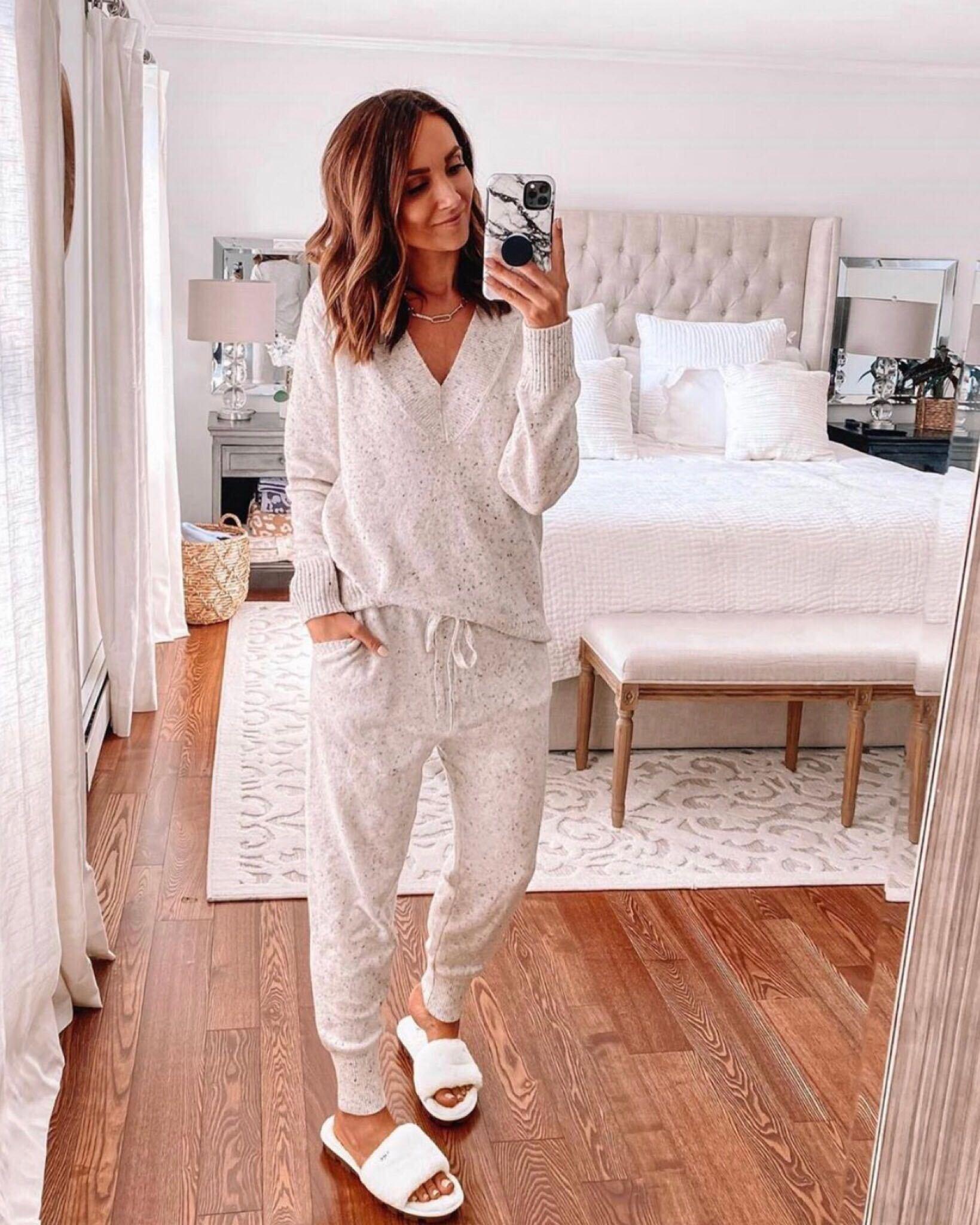 Sweater loungewear set, target finds