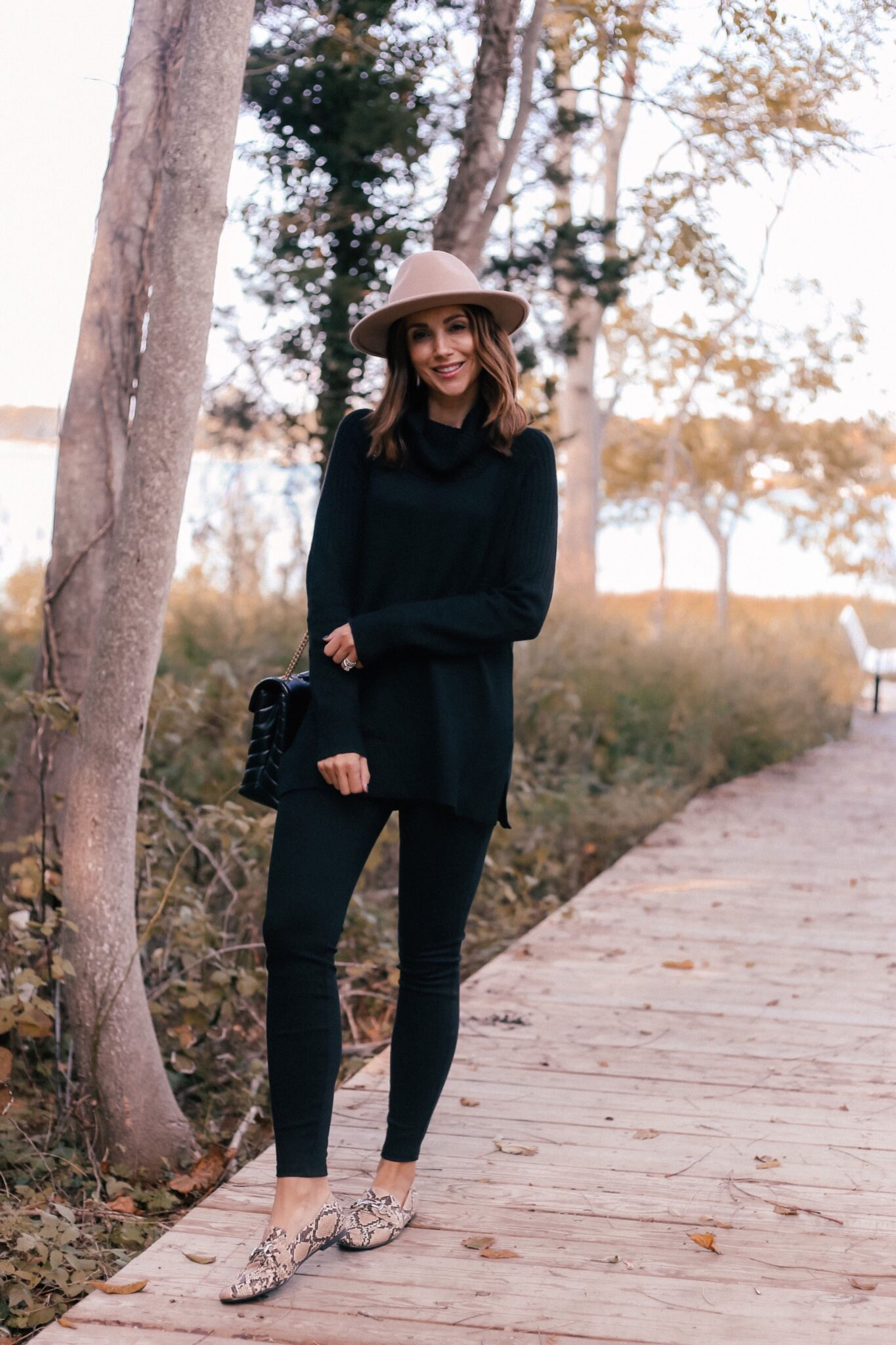 Walmart Sweater and Jeggings, fall outfit