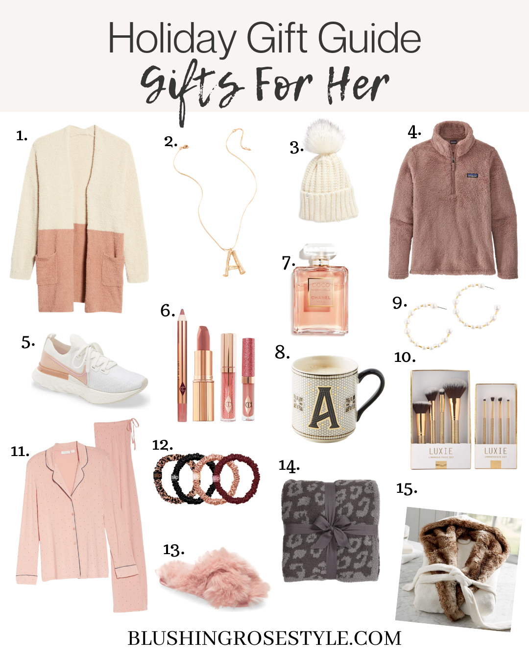 Gifts and Gadgets For Her