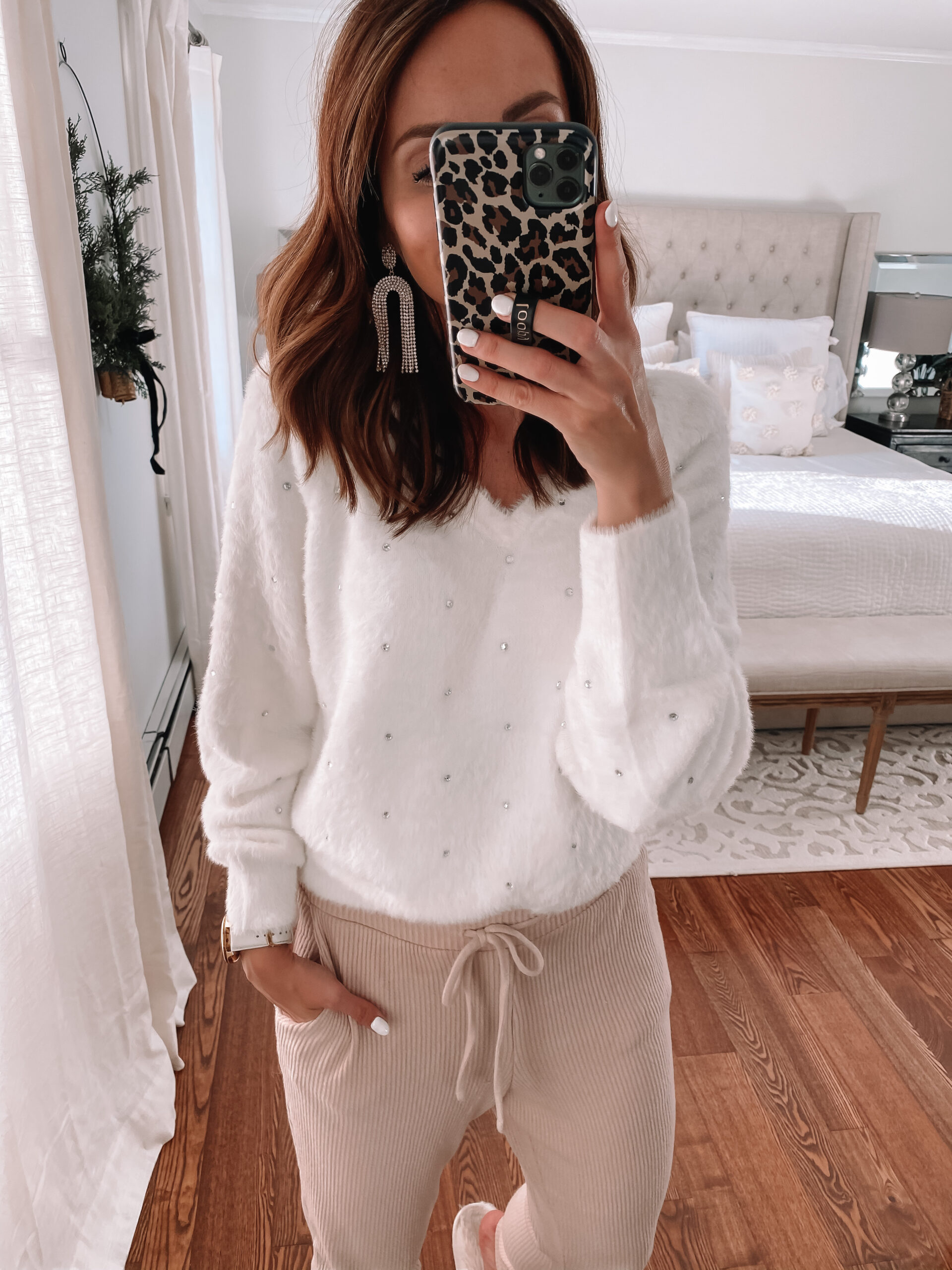 express white sweater, express loungewear