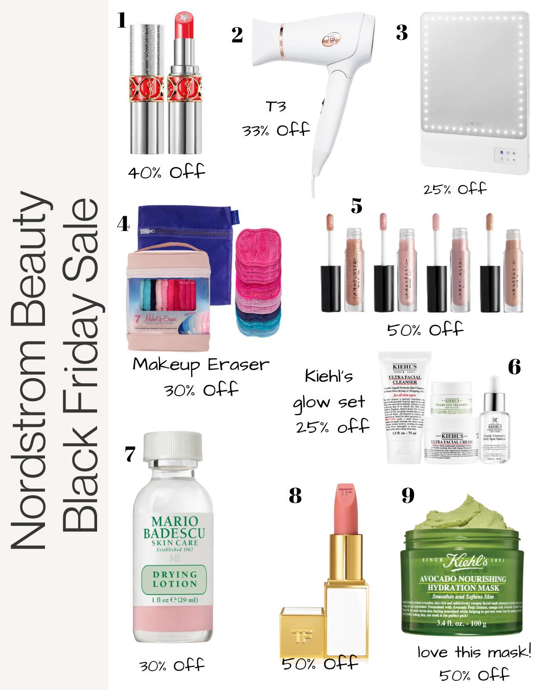 Nordstrom Black Friday Beauty Picks
