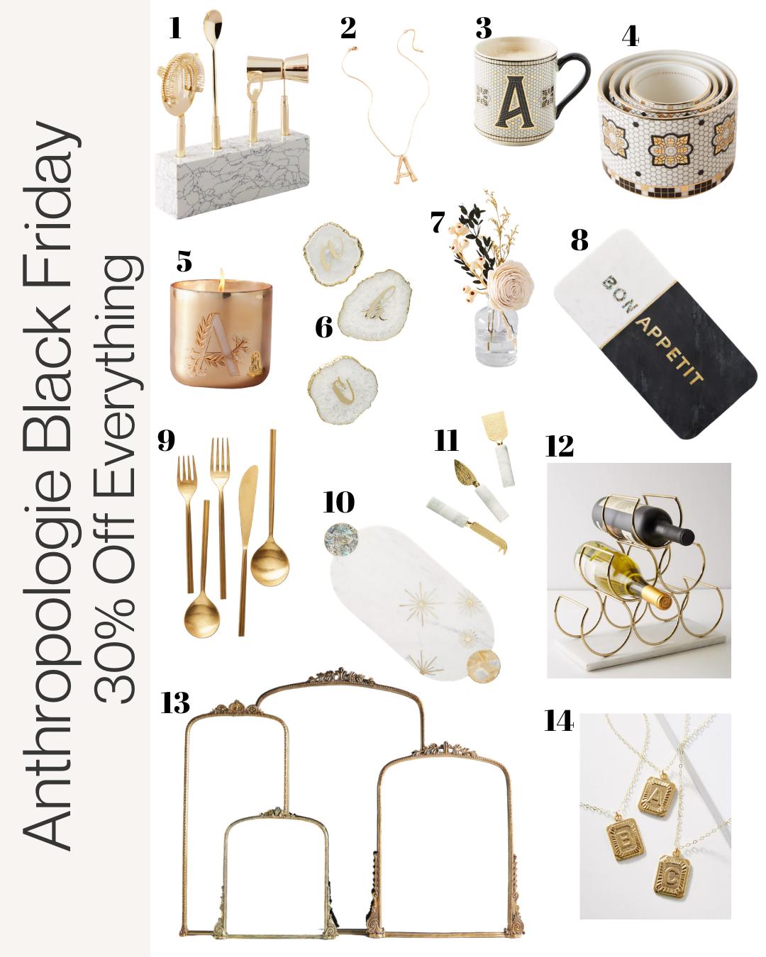 anthopologie black friday sale