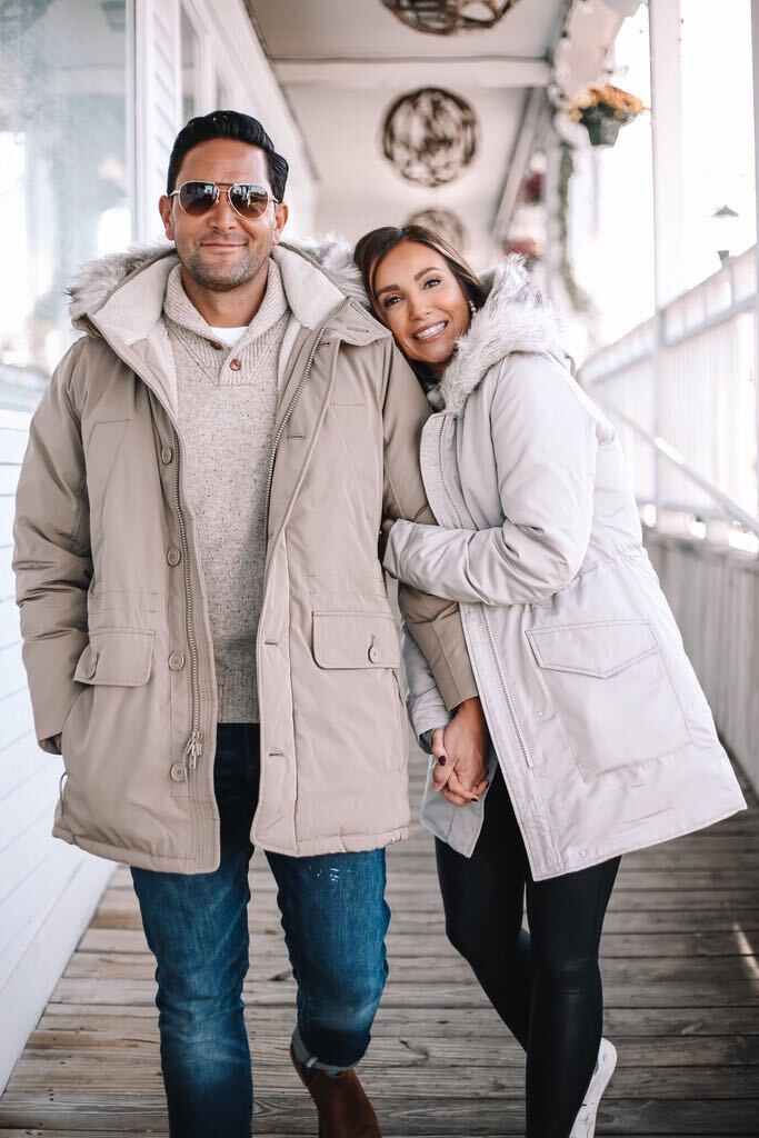 abercrombie his and hers jackets