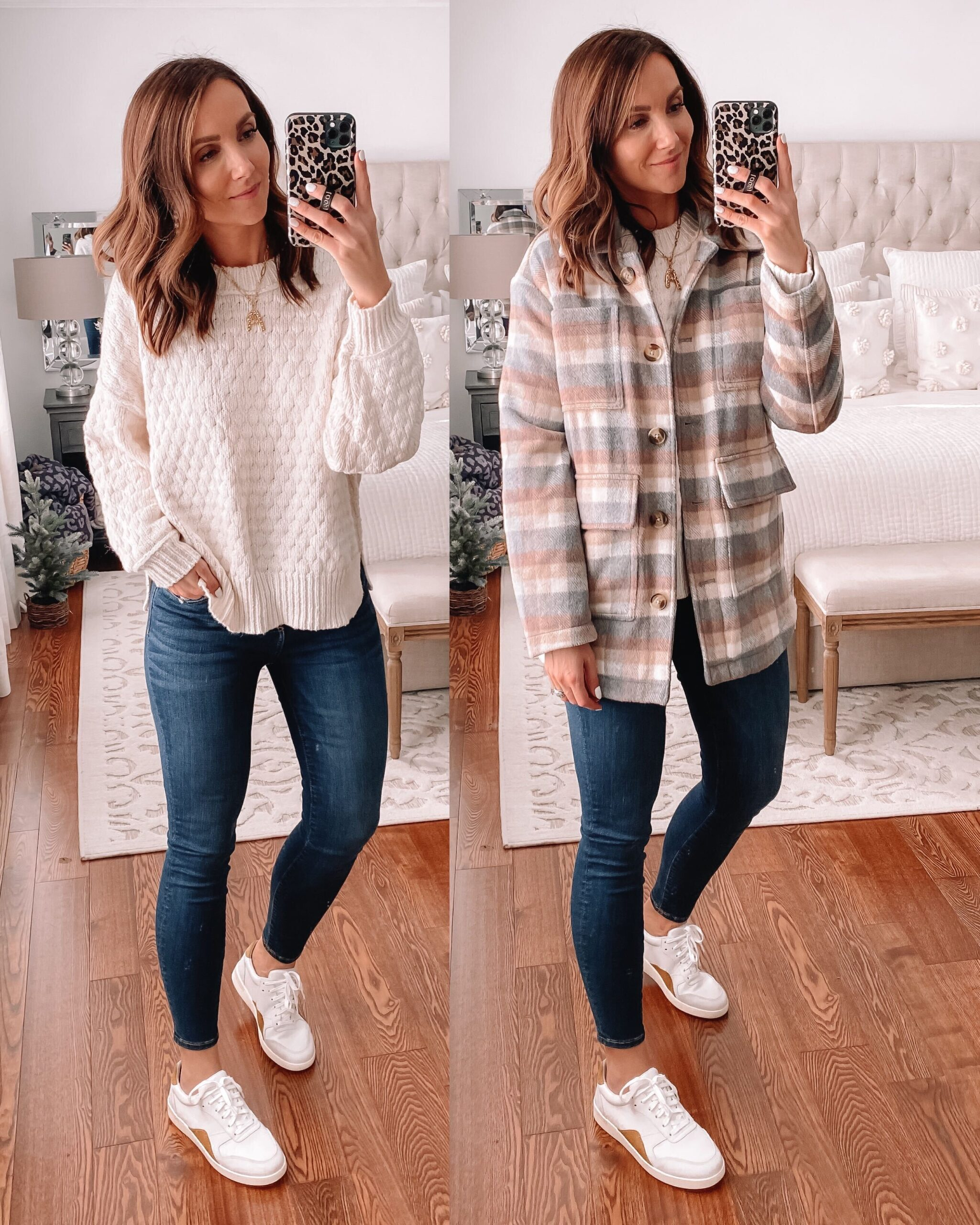 aerie shacket, aerie sweater