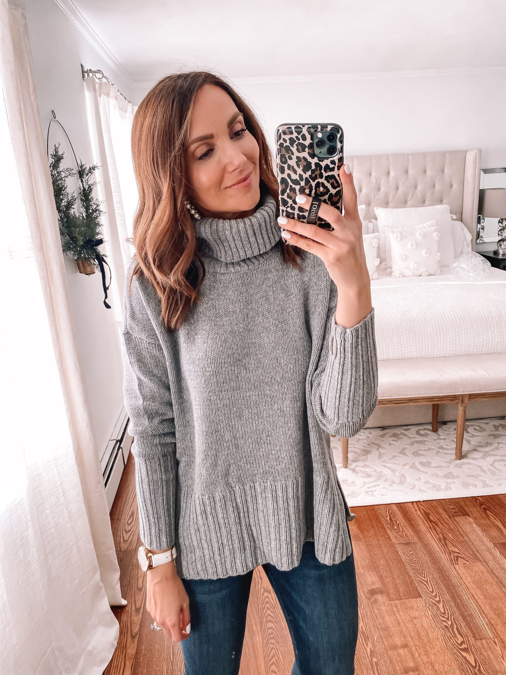 aerie turtleneck sweater