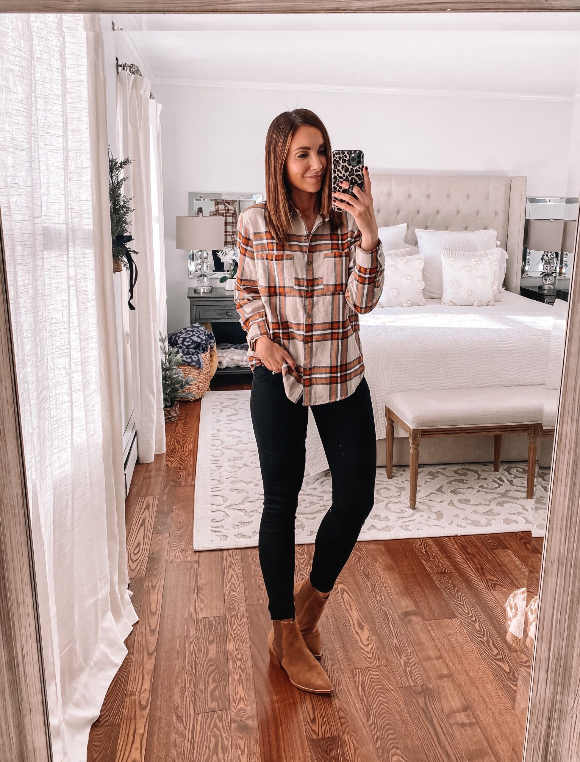 target style, target flannel, fall outfit