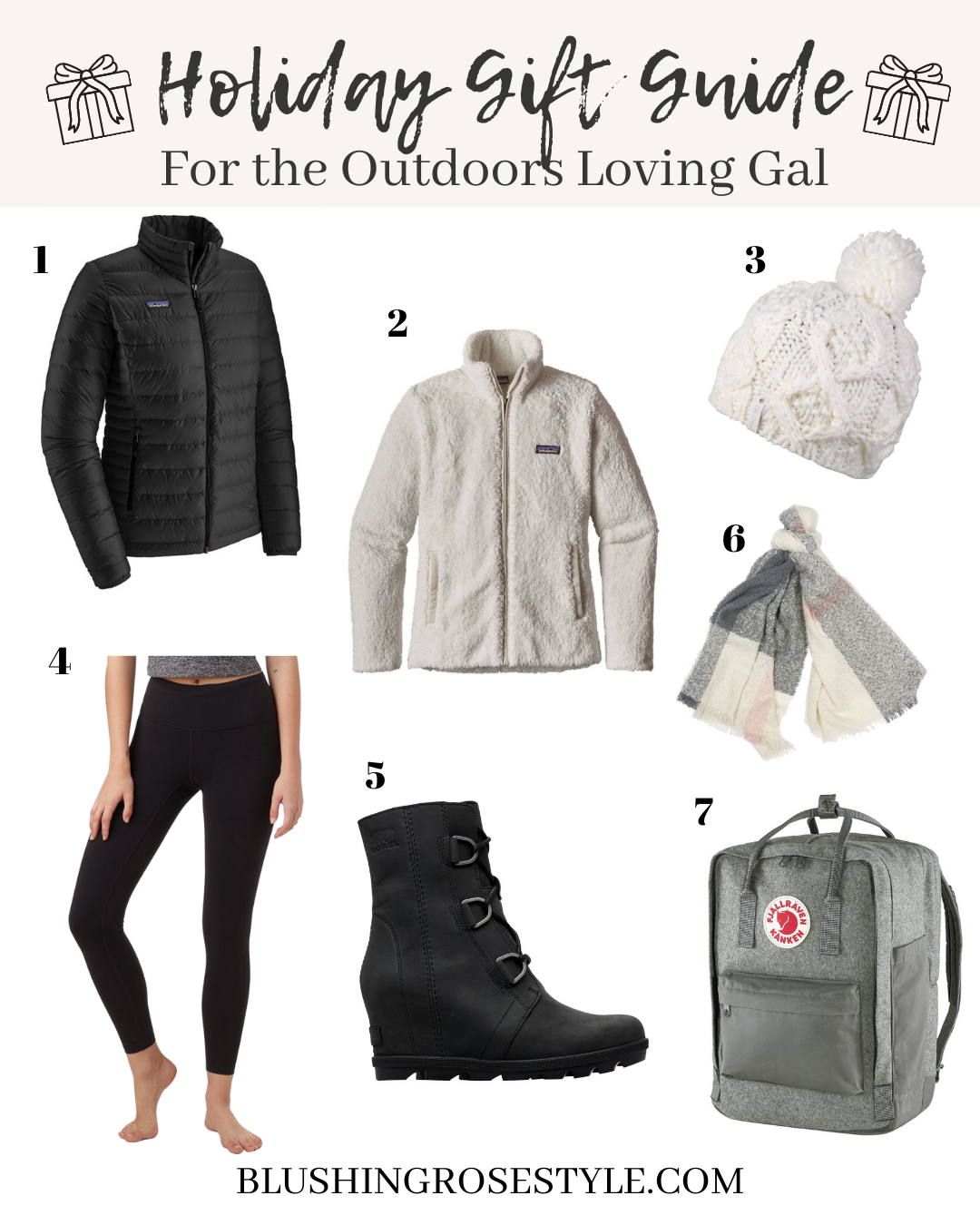 Gifts for The Outdoor Enthusiasts